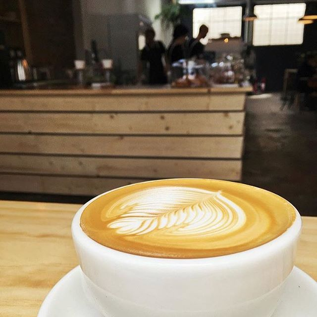 Adelaide- the best place to start the week ☕️. 📷 @elementary_adl