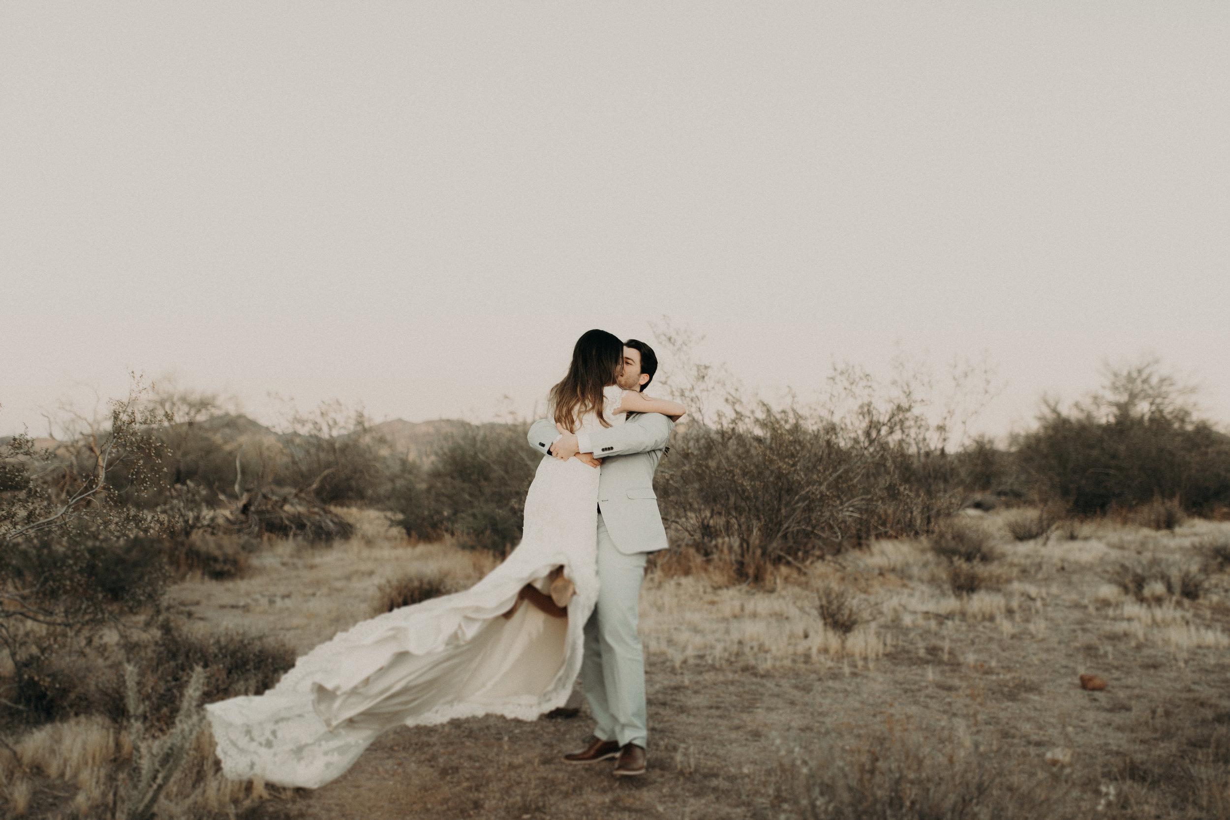 BRITTANY + TRUMAN BRIDALS