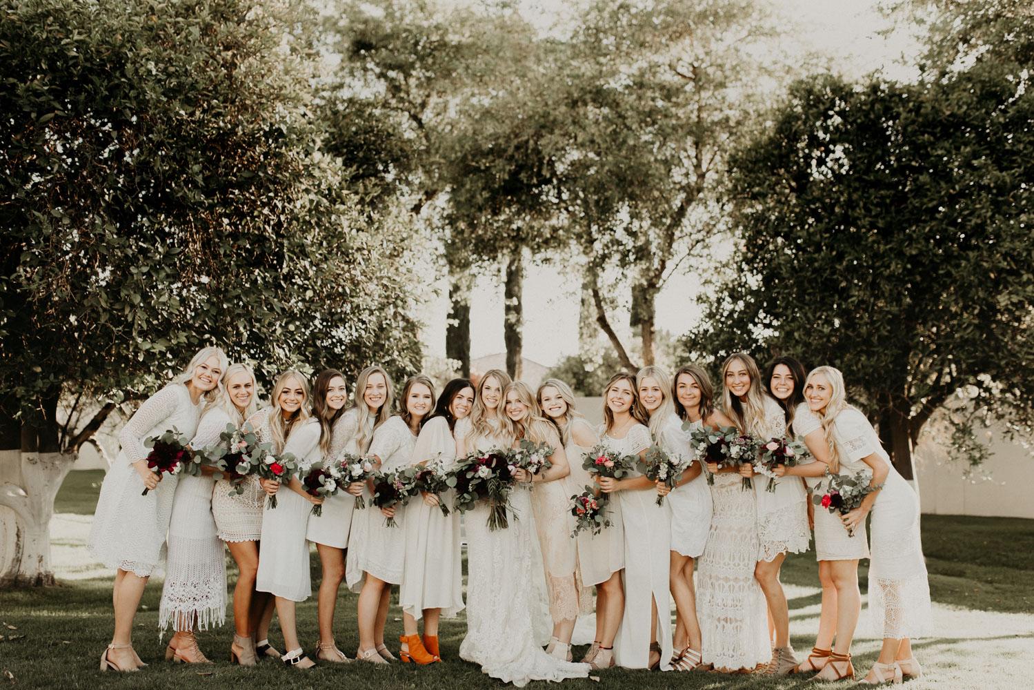 BRYNN + CARSON WEDDING DAY