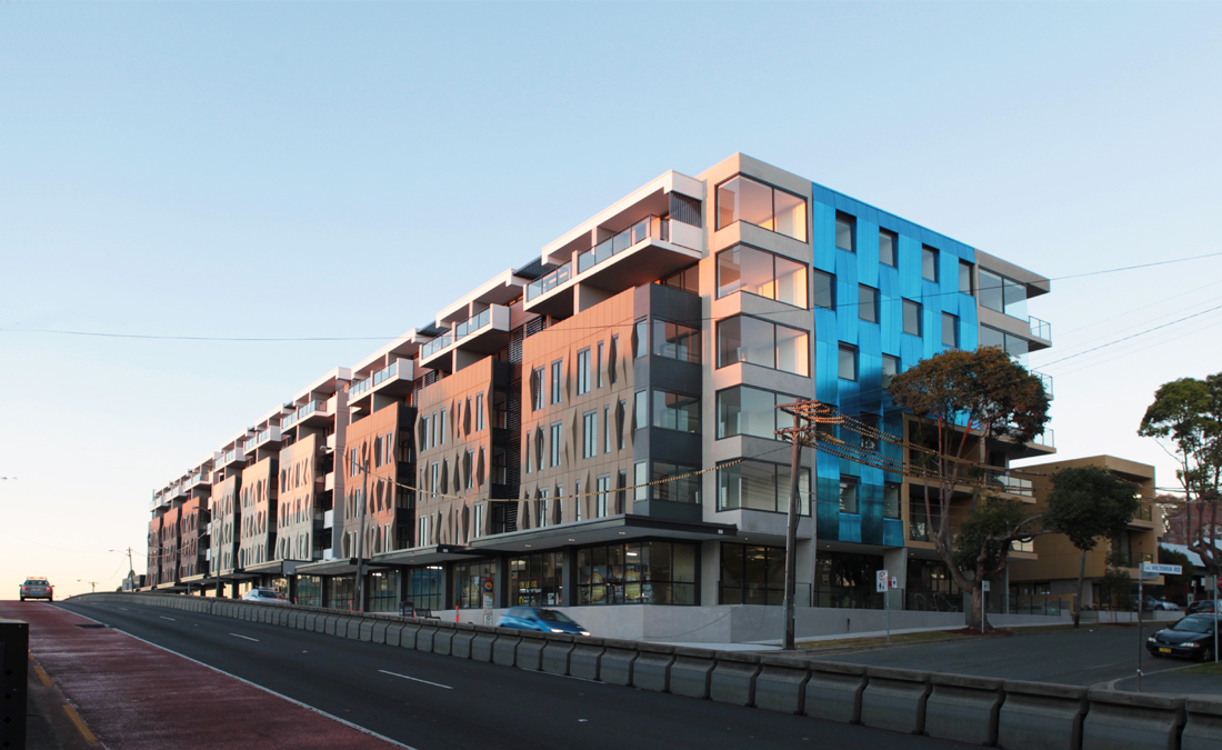The 'Tempo' Apartments, Drummoyne