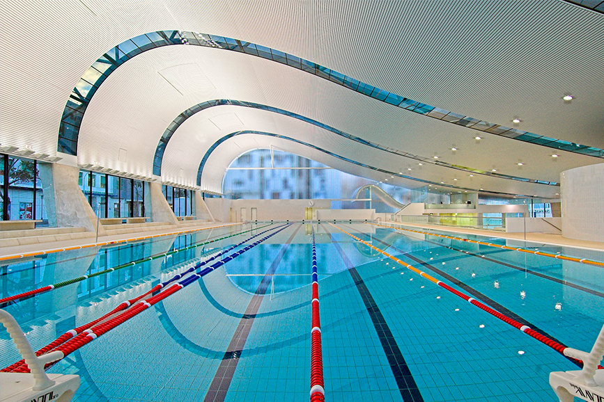 Ian Thorpe Aquatic Centre, Ultimo