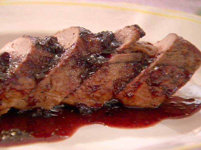 Copy of Raspberry Pork Tenderloin