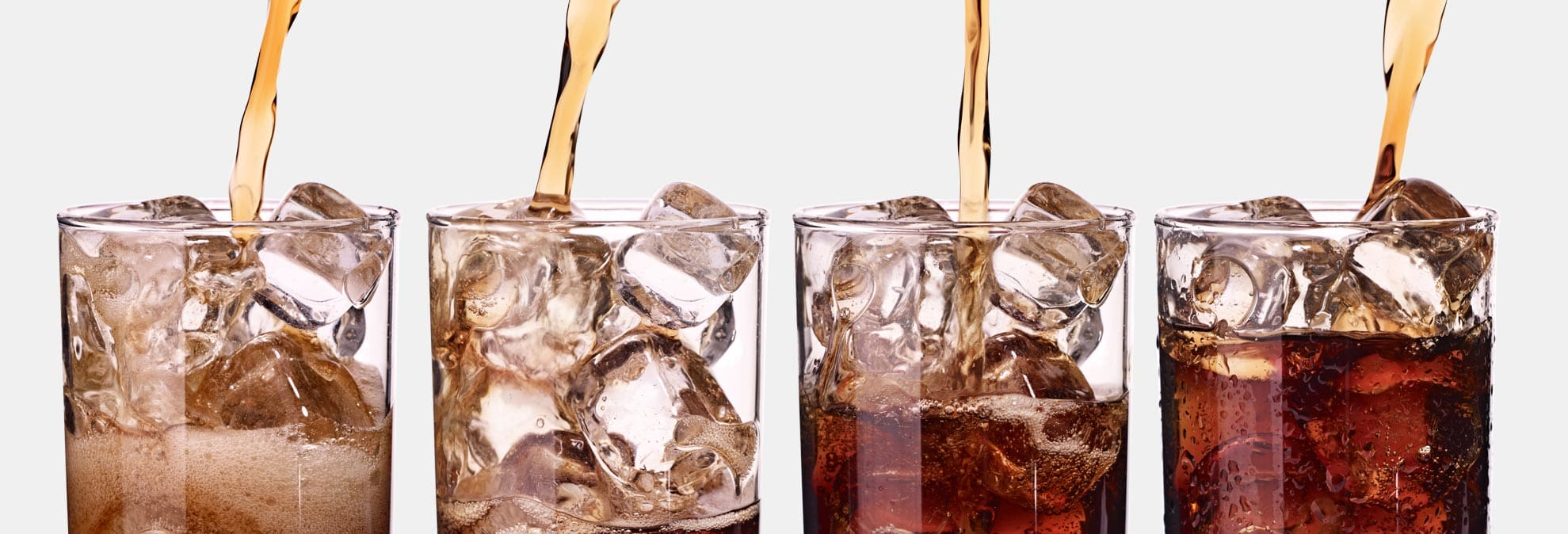 One of the easiest things you can do to cut back on sugar intake is to not drink your calories - avoid sugary drinks like cocktails, soda, coffee drinks, and sweetened tea.