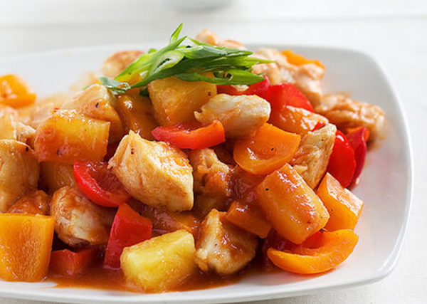 Sweet N' Sour Chicken