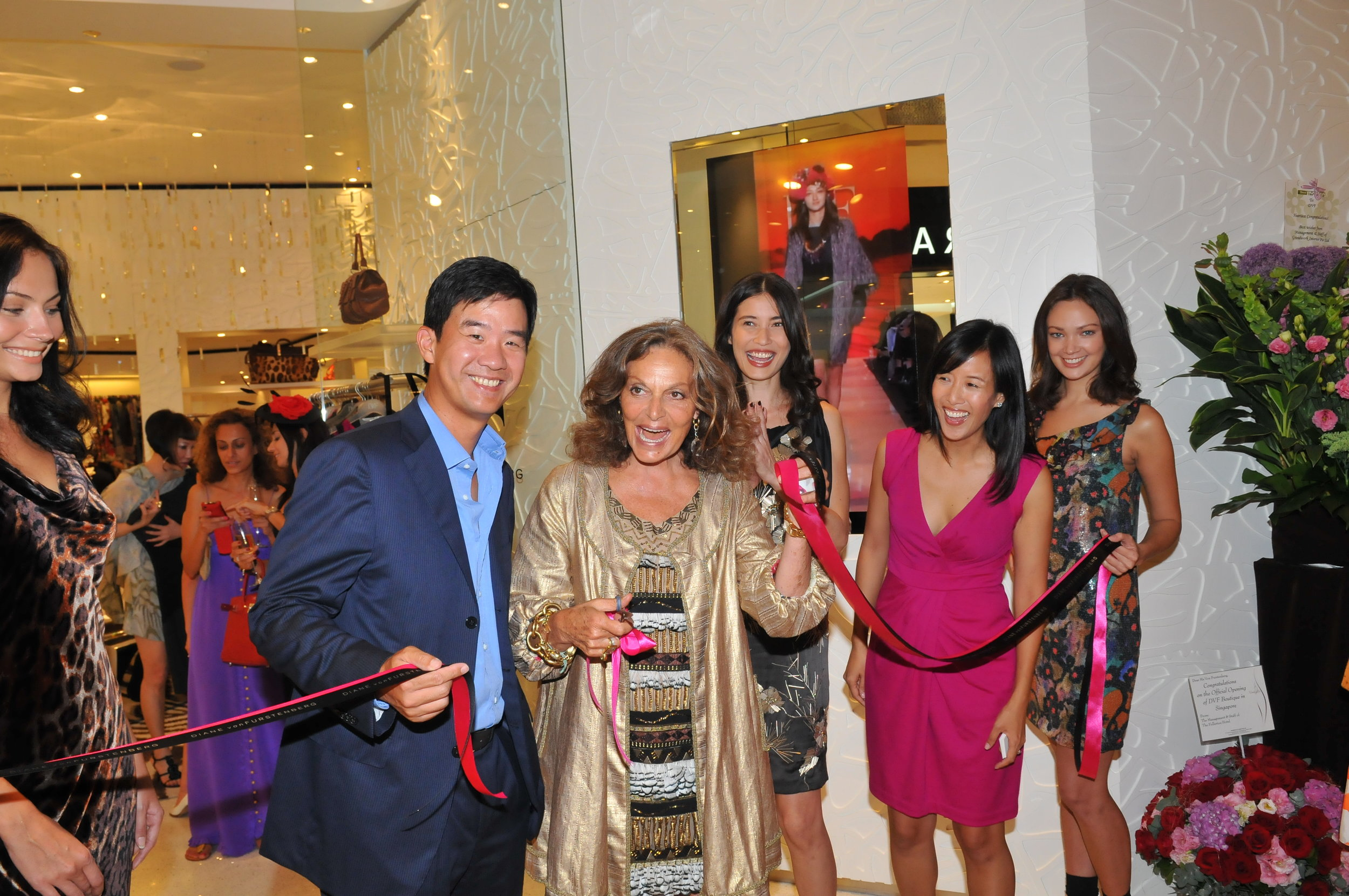 ION Orchard Store Opening, Singapore