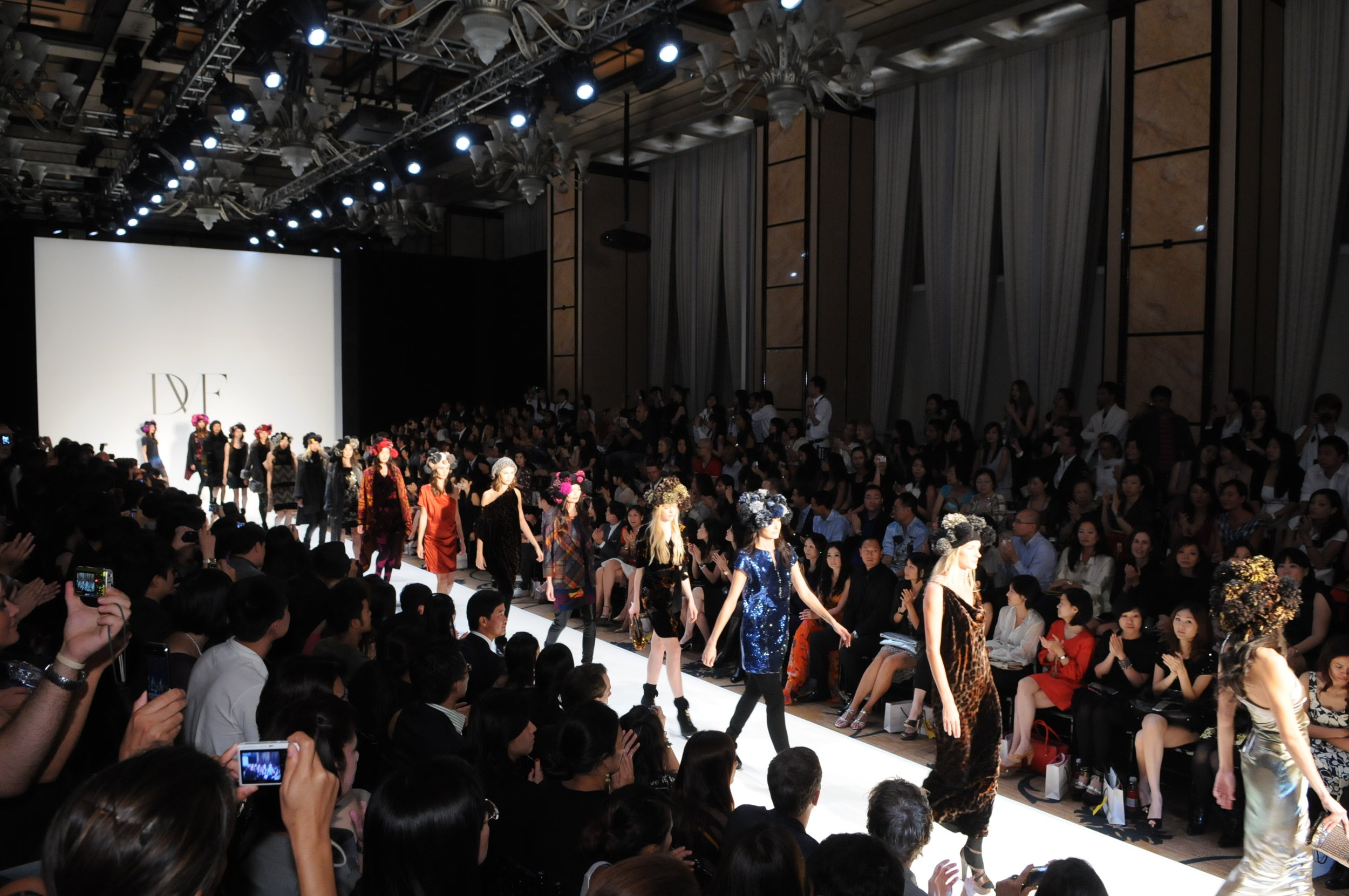 Luxury Fashion Week, Hong Kong