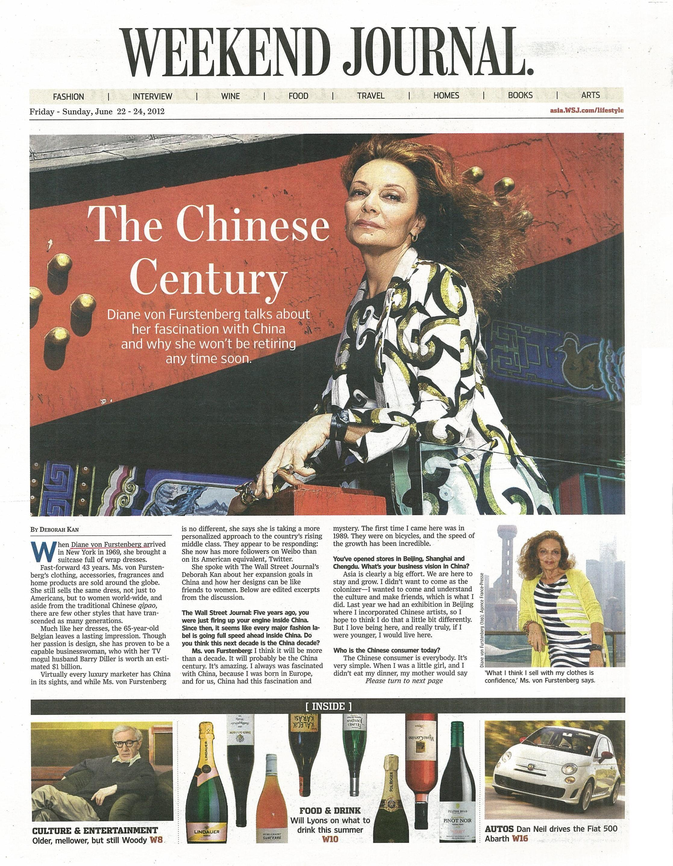 The Wall Street Journal, Asia