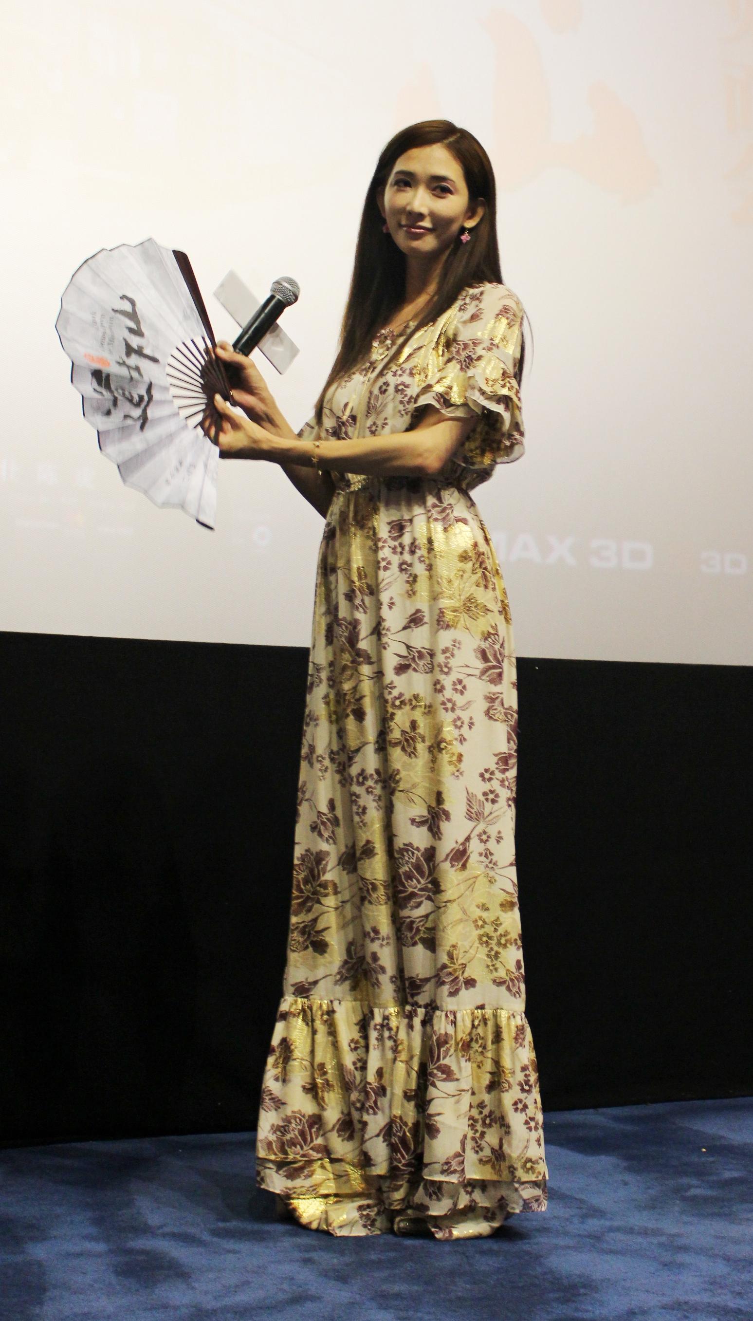 Taiwan Lin Chi Ling -   7月3日影《道士下山》重站-煌店影城 (19).JPG