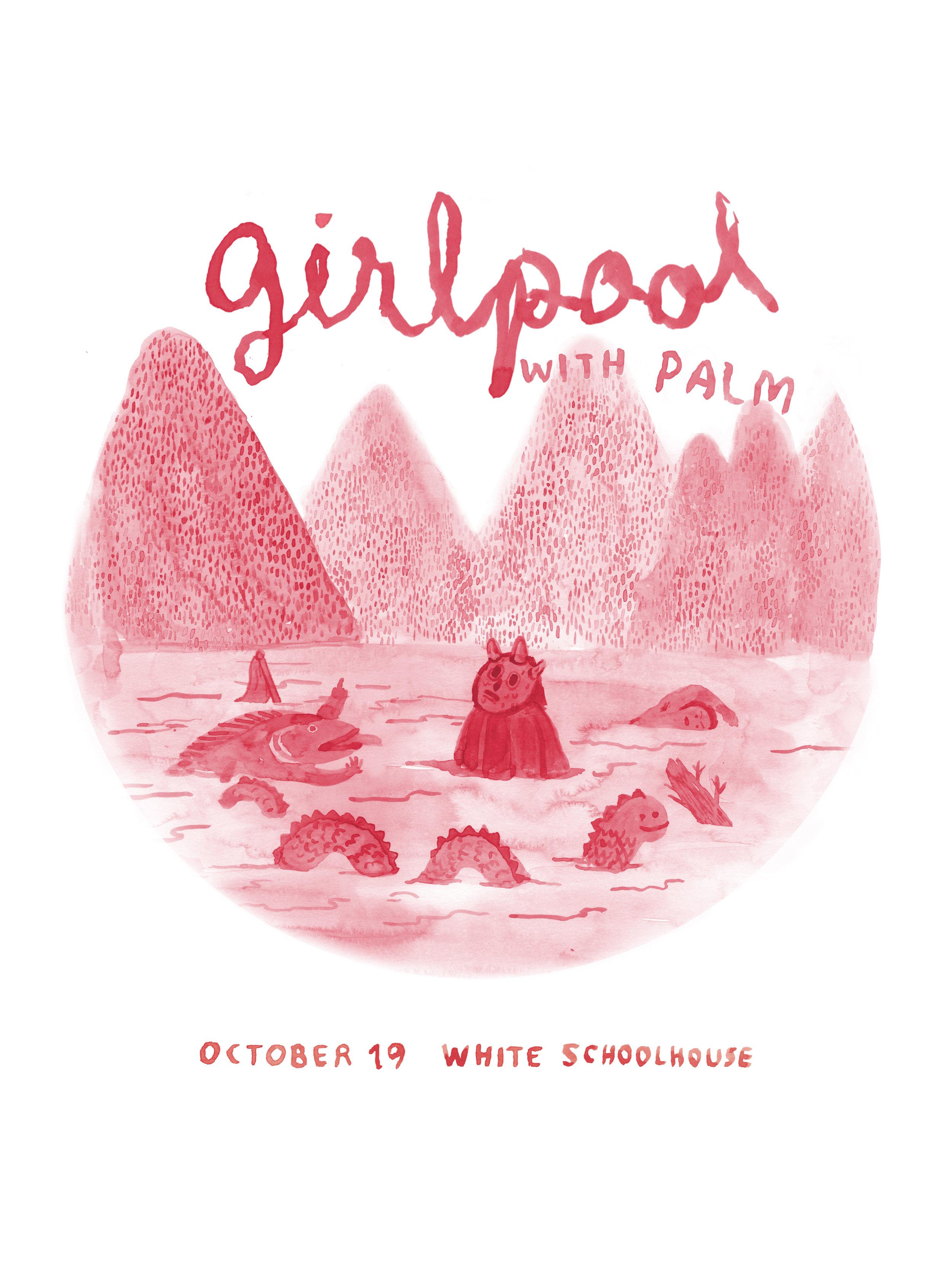 Girlpool • 10.19.17 • White Schoolhouse