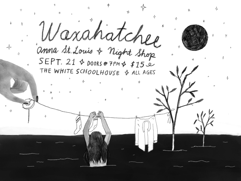 Waxahatchee • 9.21.19 • White Schoolhouse