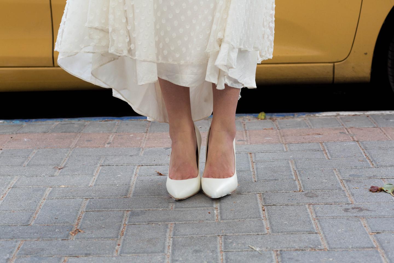 להיראות ולהרגיש 'מיליון דולר' (נעליים: צ'רלס אנד קית, צילום: אורית כץ)