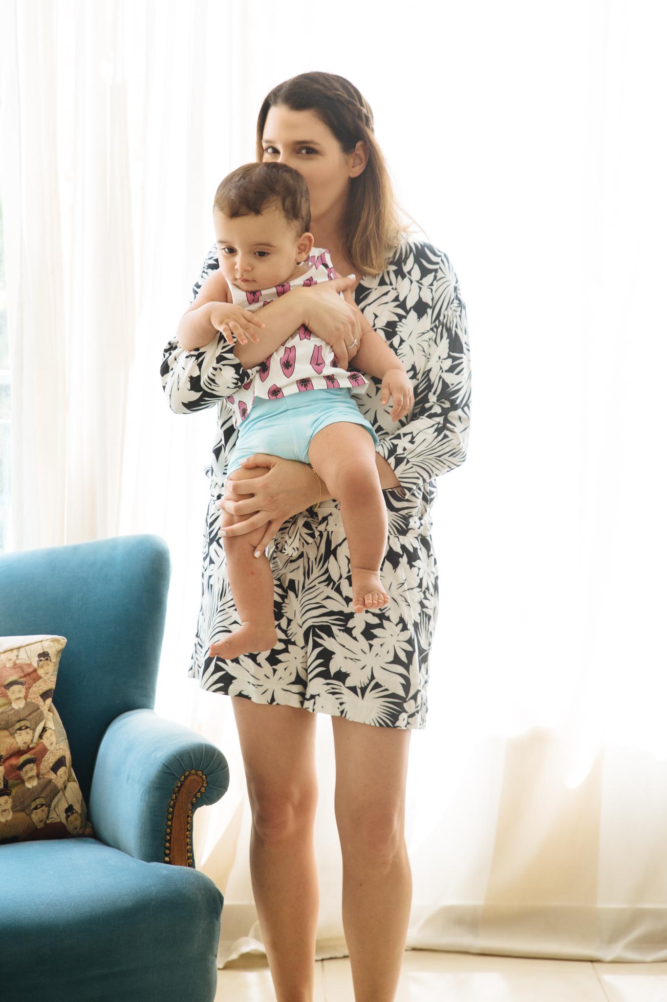 """""""אני מאוד אוהבת את מה שאני עושה""""מורן לונדון (צילום: אביטל ולץ)  אוברול:BY SONIA RYKIEL להשיג בבוטיק  Sugar Mama  משכית 14 הרצליה פיתוח"""