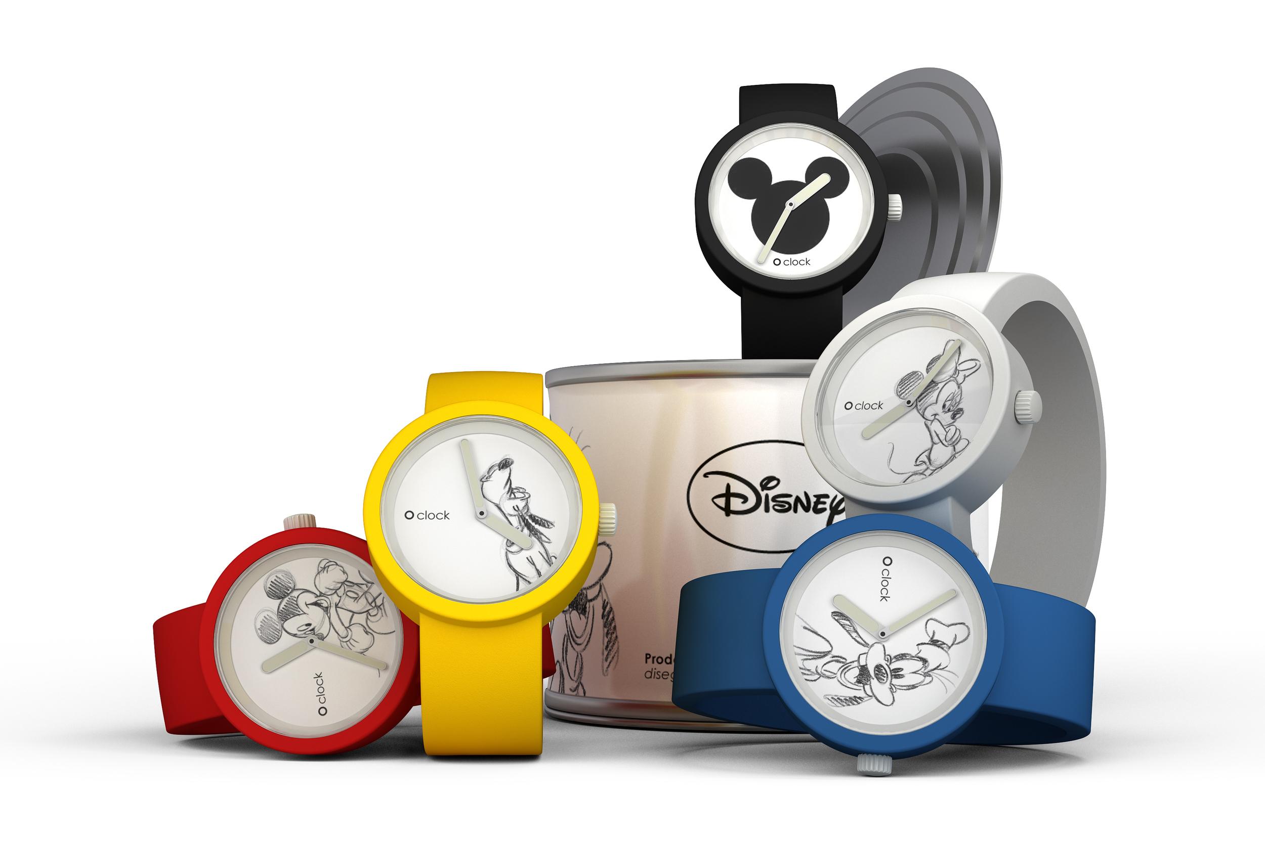 """שעון  דיסני  של  Full Spot , מחיר 170 ש""""ח להשיג ב- www.Obag.co.il"""