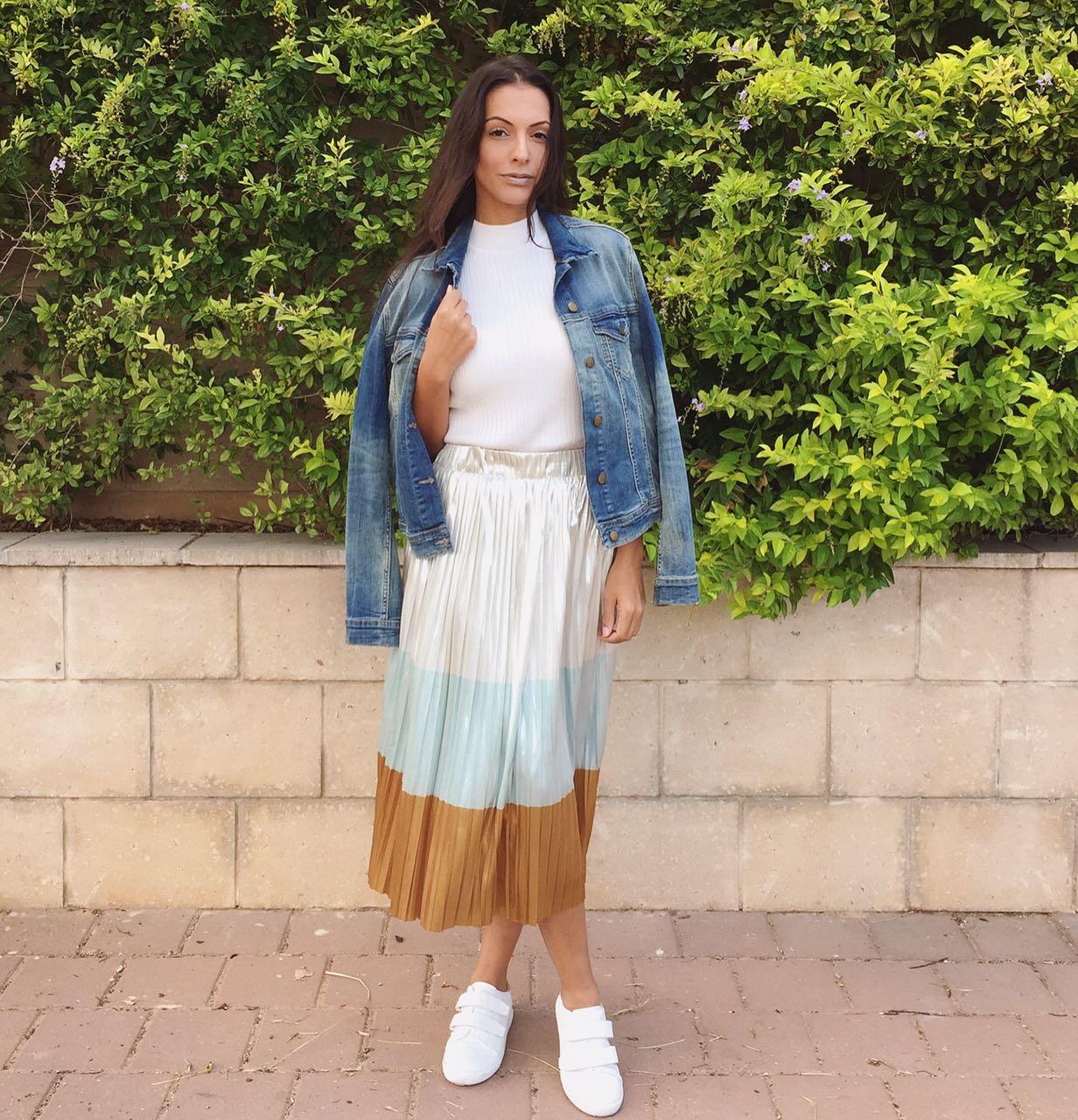 גלית כהן  www.stylesketchbook.com