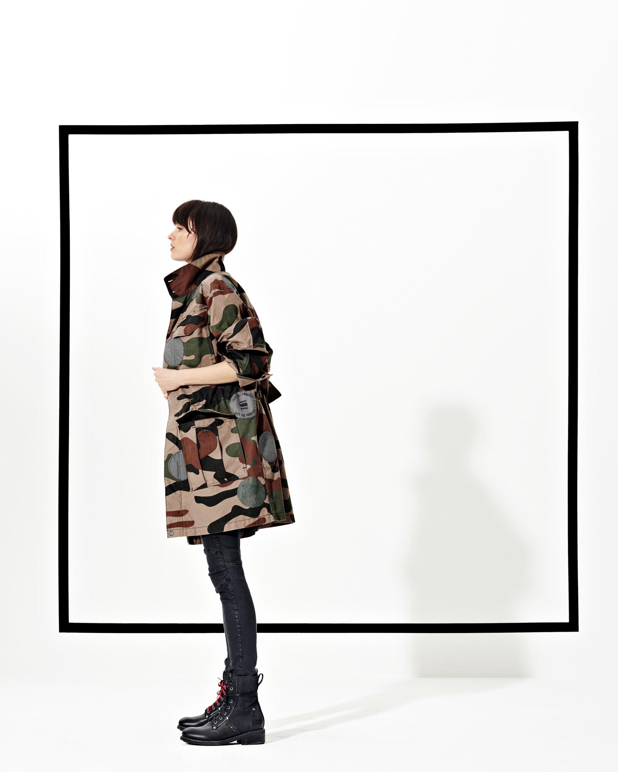 "G STAR סתיו חורף 2017 מעיל 999 ש""ח (צילום יחצ חול)"