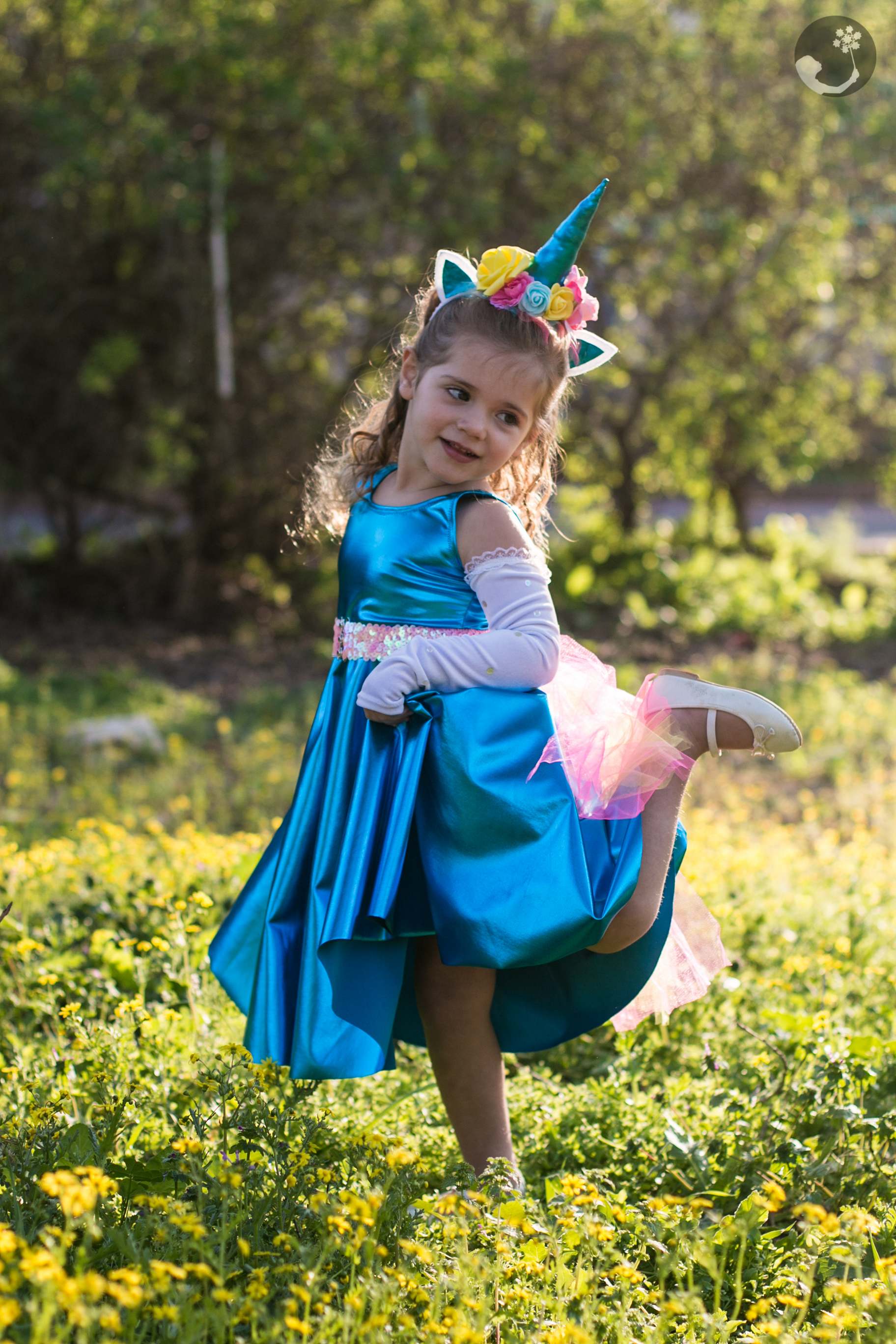חד קרן, אילאיל עיצוב בגדי ילדים (צילום: שירלי גולן)