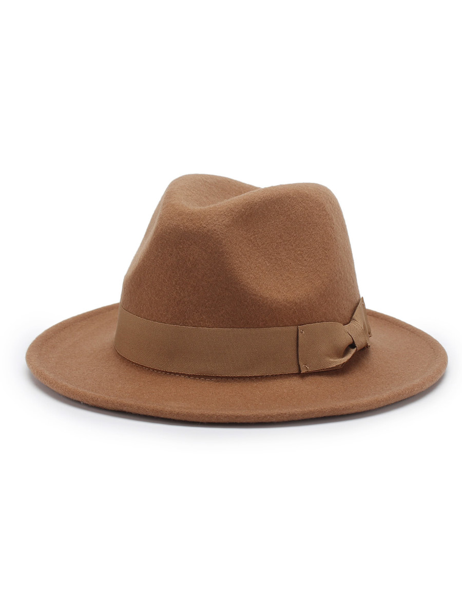 כובע בוהו חום SHEIN