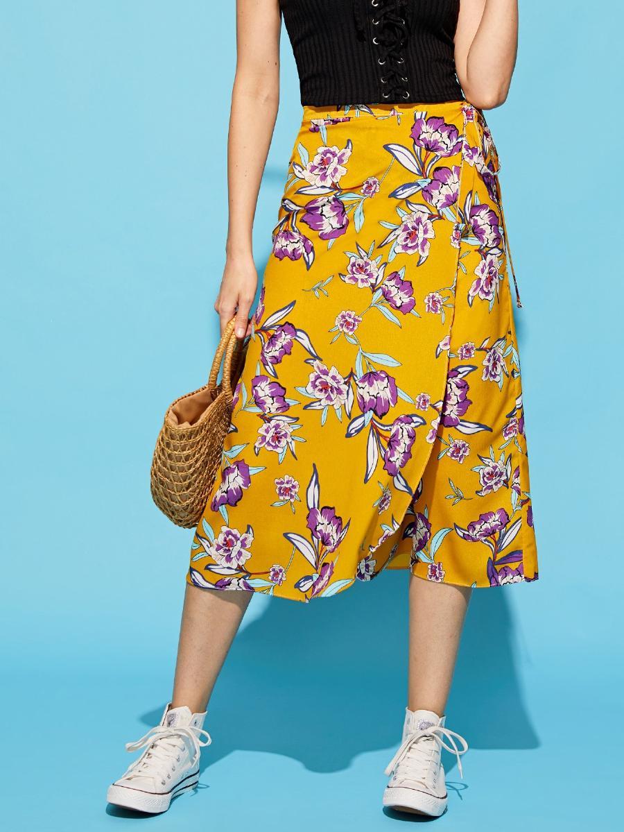 חצאית קשירה 13$