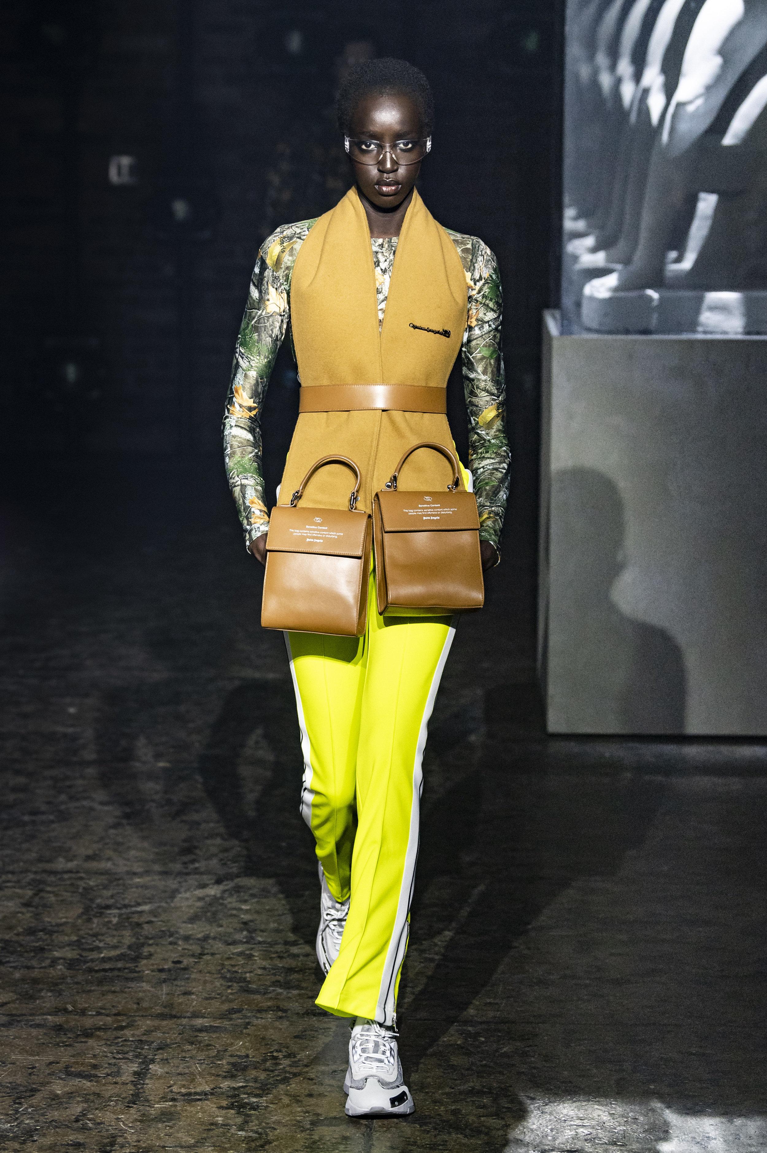 פאלם איינג׳לס, בשבוע האופנה של ניו יורק, קולקציית סתיו-חורף 2019 (צילום: יח״צ)