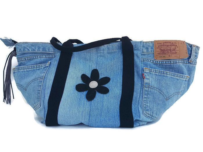 תיק 100% ממוחזר, Blue Bell Denim, 440₪