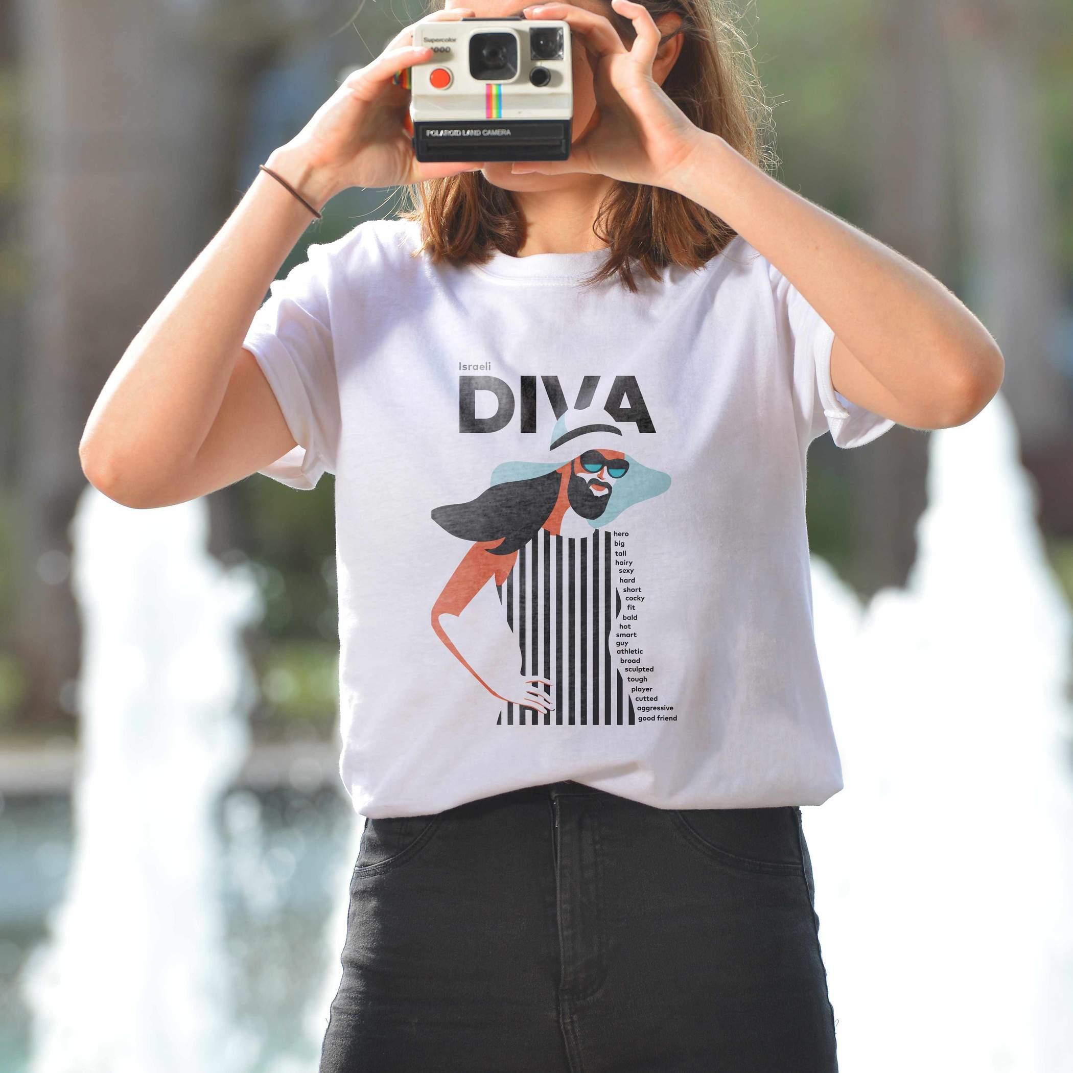 Israeli Diva, T-TLV