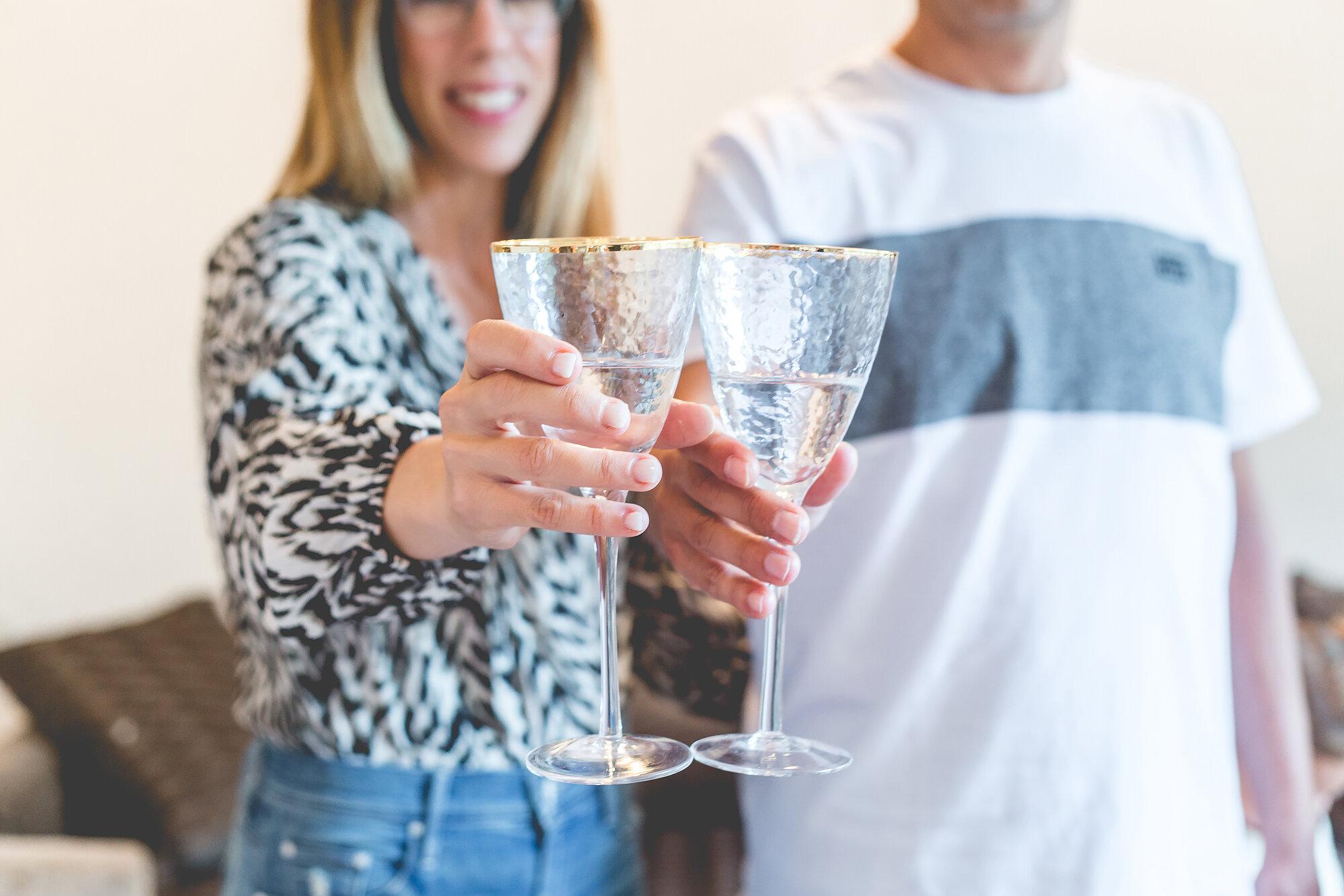כוסות יין: FOX HOME