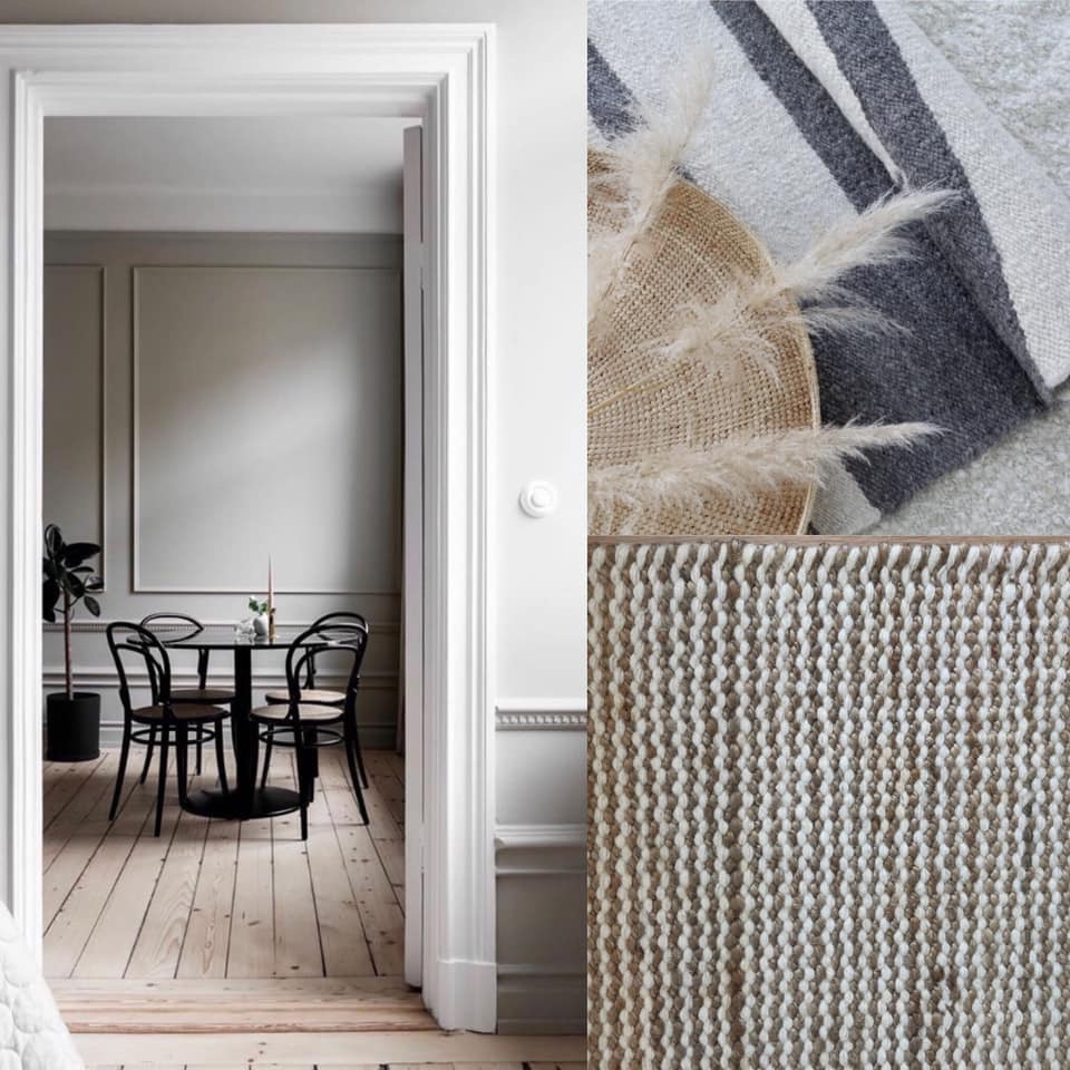 Raw and Natural - all our rugs are handwoven using the finest quality natural fibres. Custom woven rugs available in all sizes.