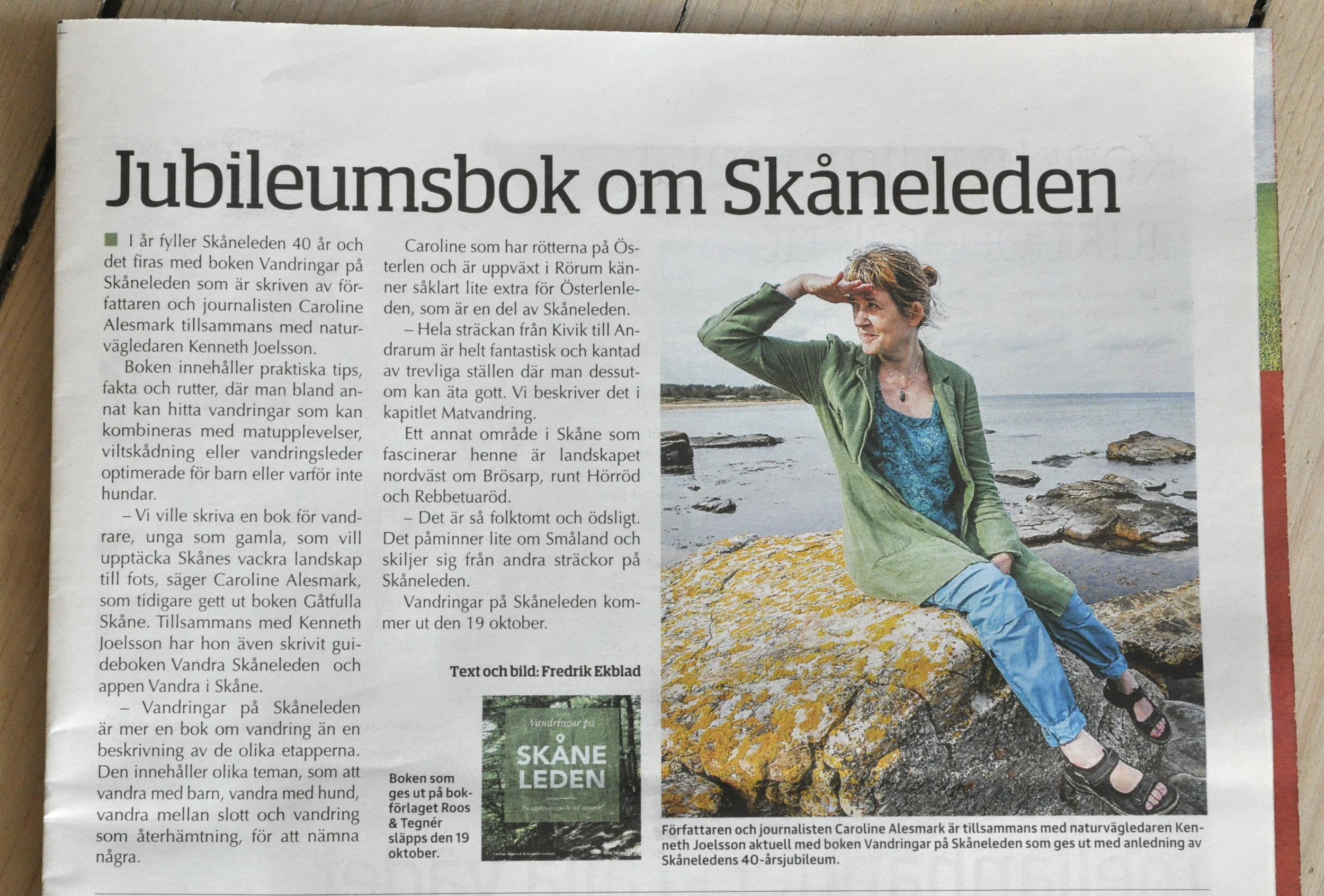 Vandringar på Skåneleden Österlenmagasinet 2018.JPG