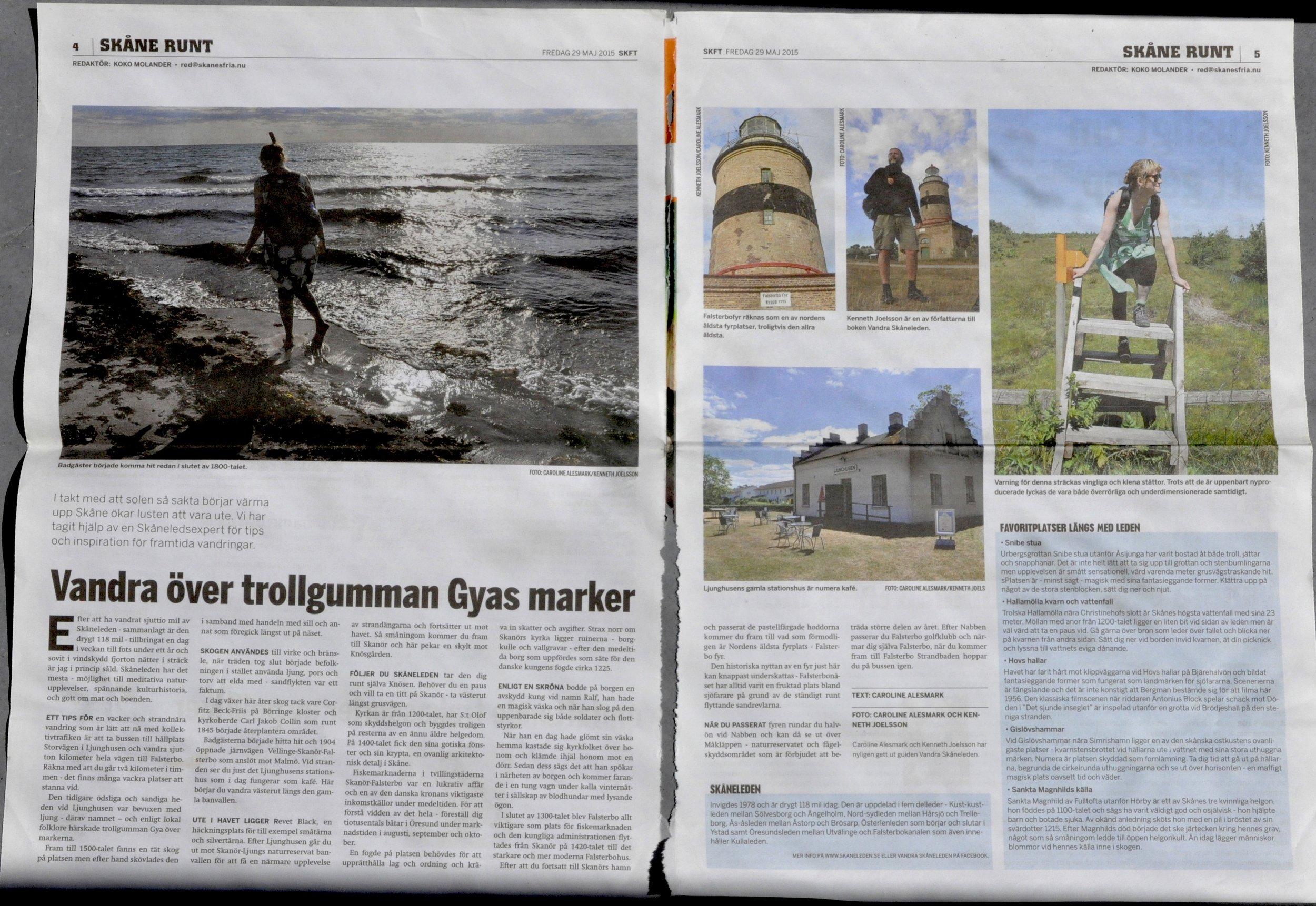 Skånes Fria Tidning 2015.JPG