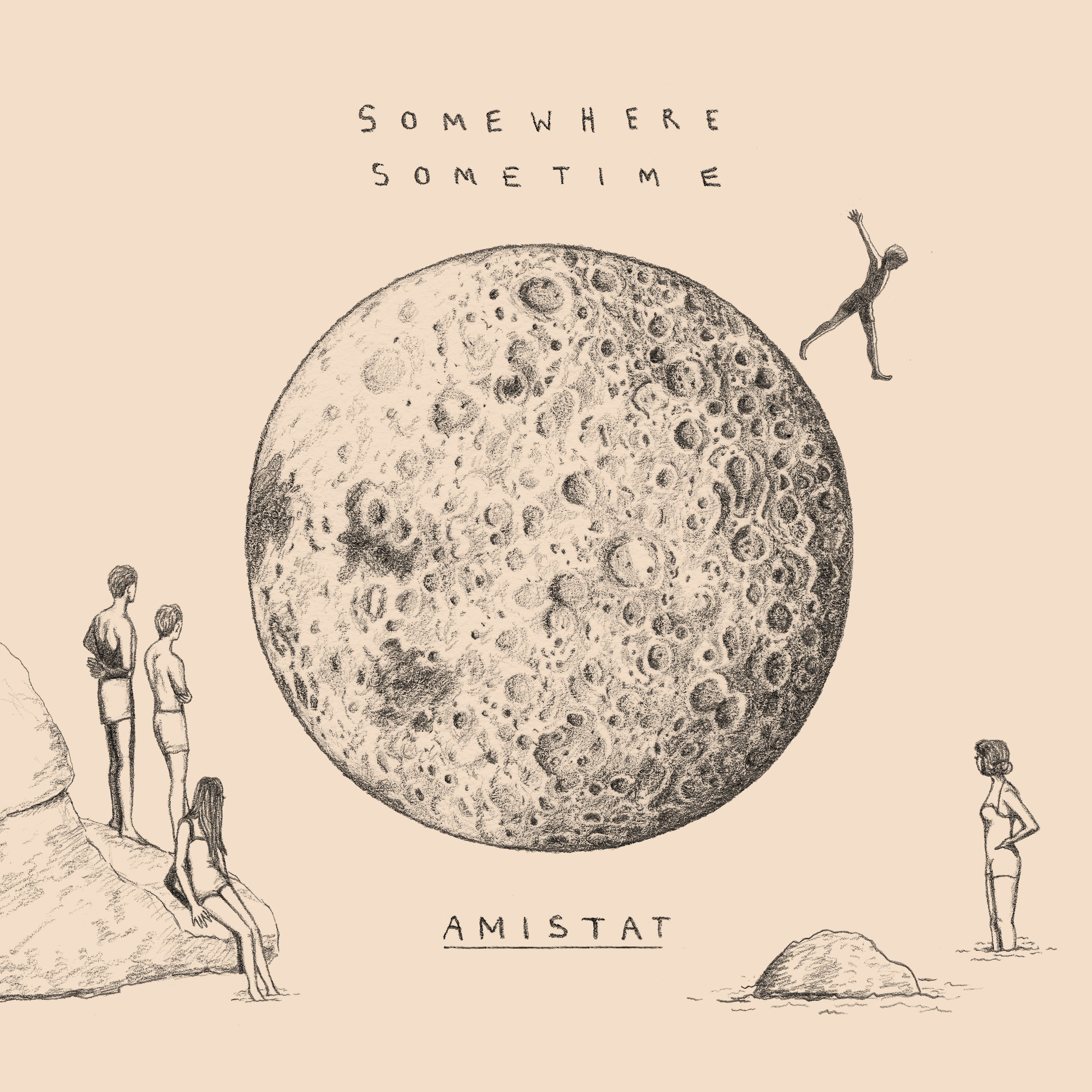 SOMEWHERE SOMETIME -  EP    Released: 04 May 2014    DOWNLOAD    |    STREAM