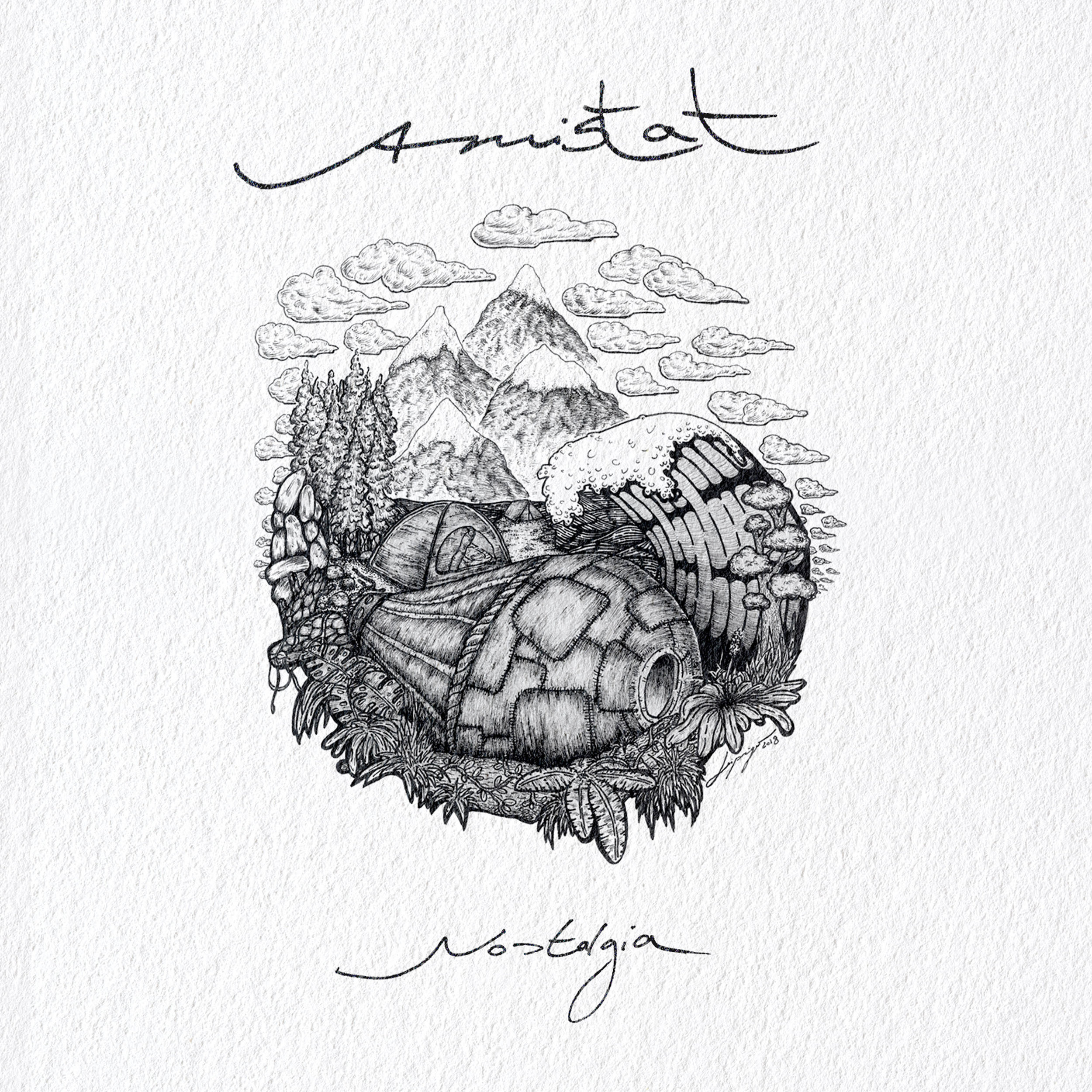 NOSTALGIA - EP   Released: 10 March 2018    DOWNLOAD    |    STREAM