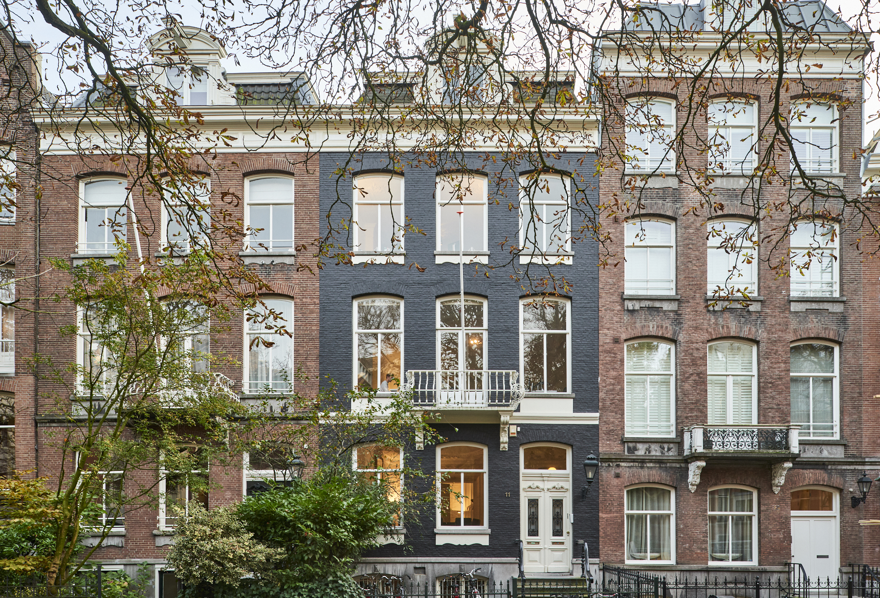 Our lovely office: Tesselschadestraat 11 in Amsterdam