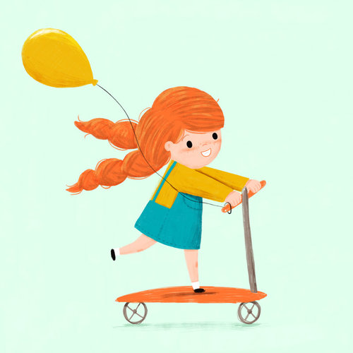 scooter-girl-illustration-somebodyelsa-2.jpg