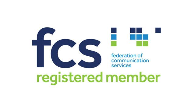 FCS Registered Member Logo