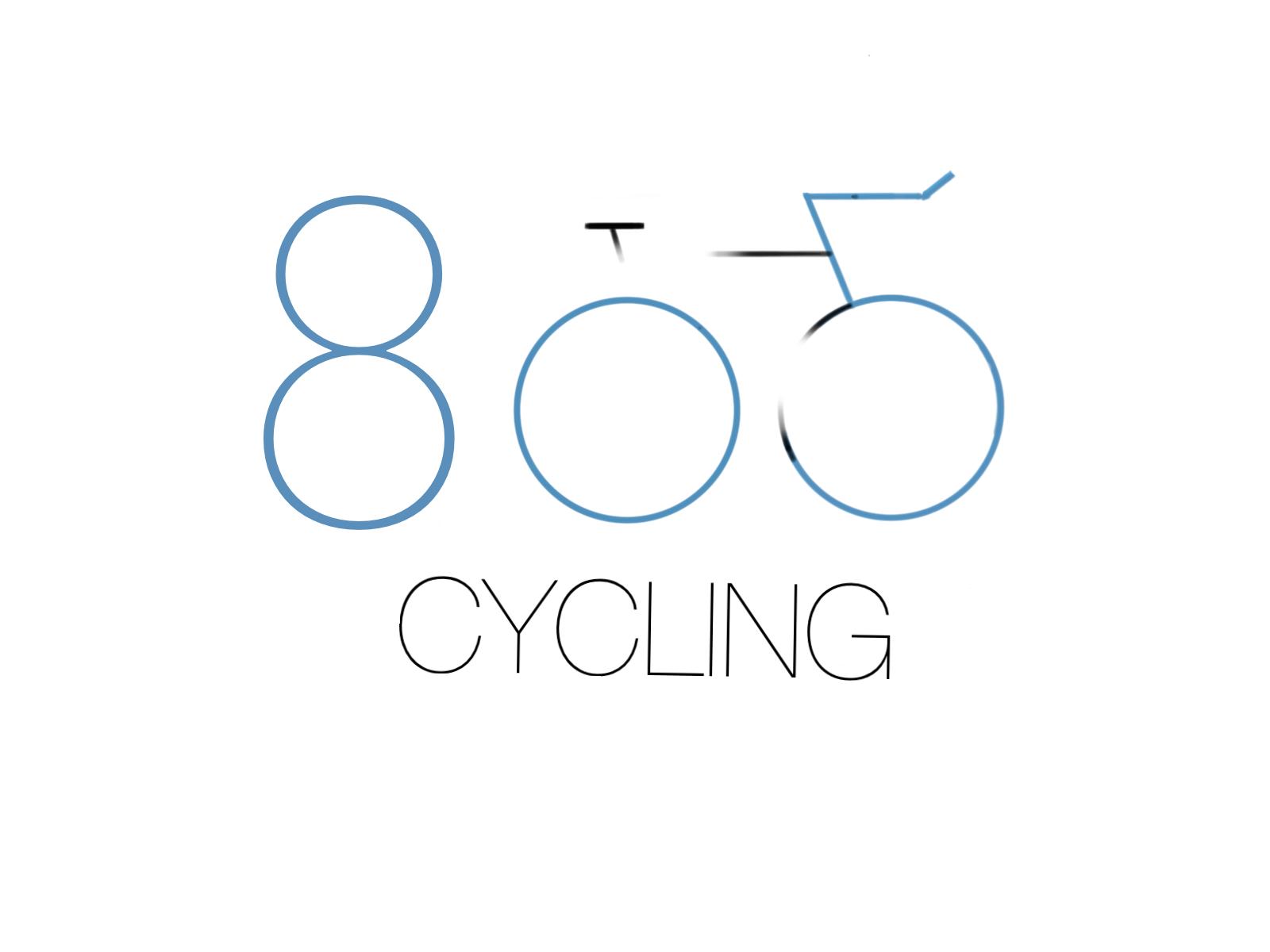 8:05 Cycling Club Logo
