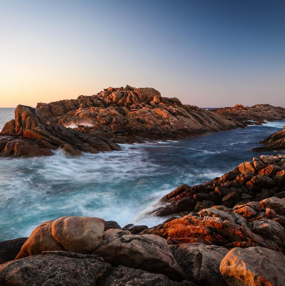Summer Sunsets in Western Australia...missing this greatly! Image Source: @ptr_pan (Instagram)