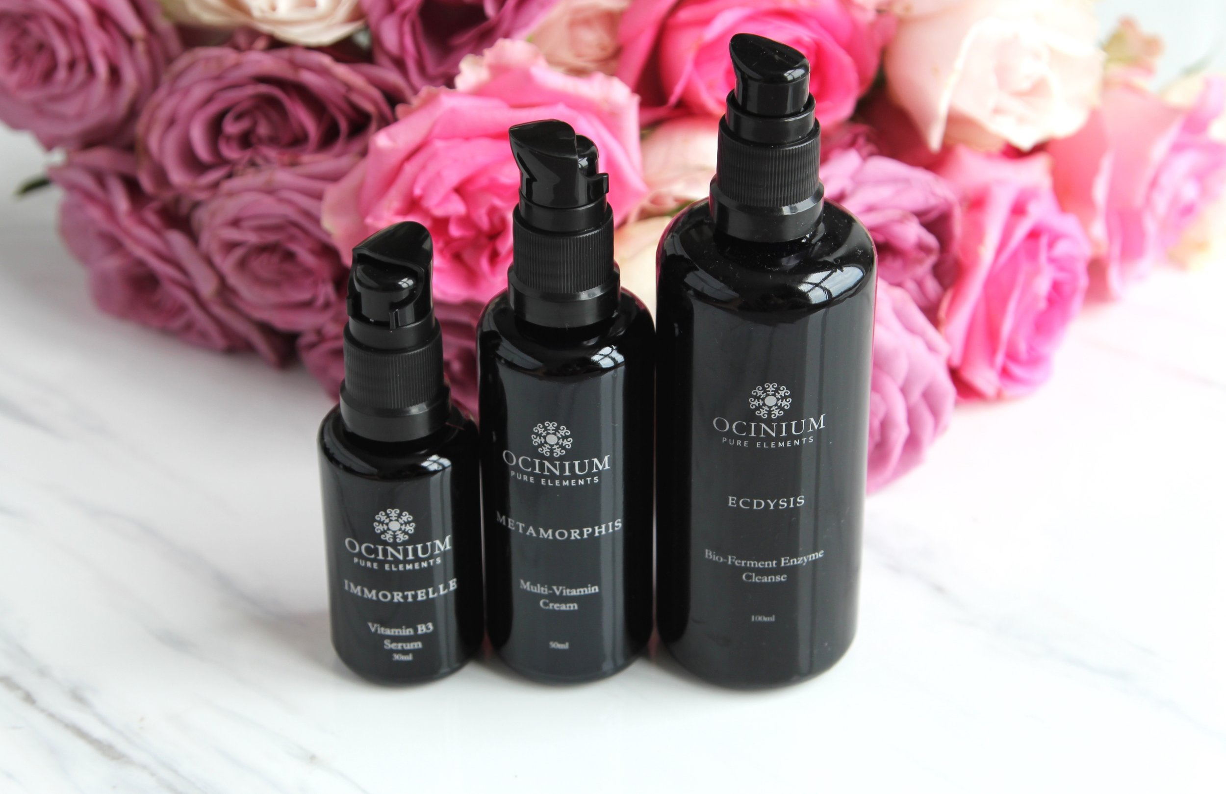 Win this set from Ocinium (which also happens to be one of Cassandra's favourite routine of products)...details to come soon!