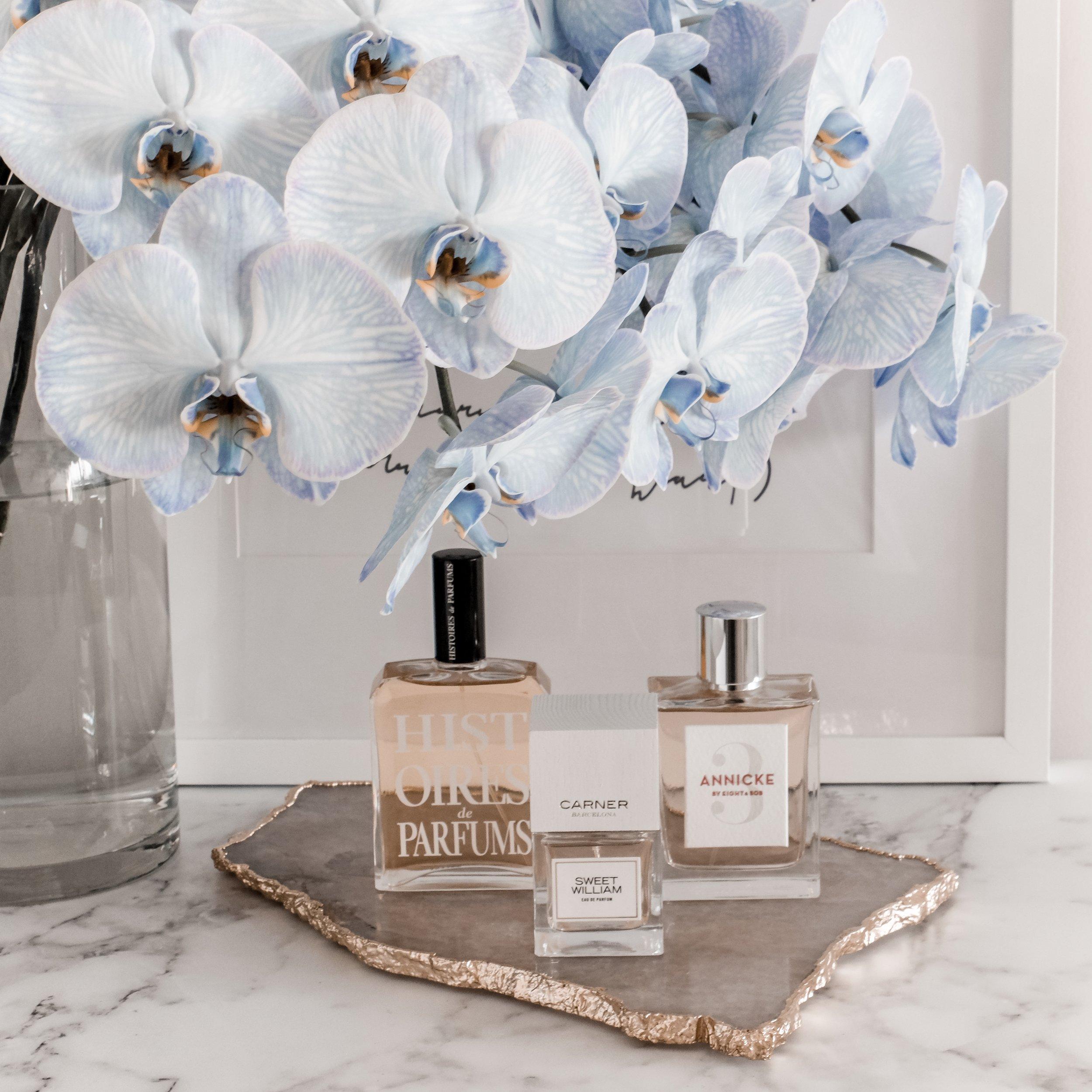 Fragrance Trio from Lore Perfumery