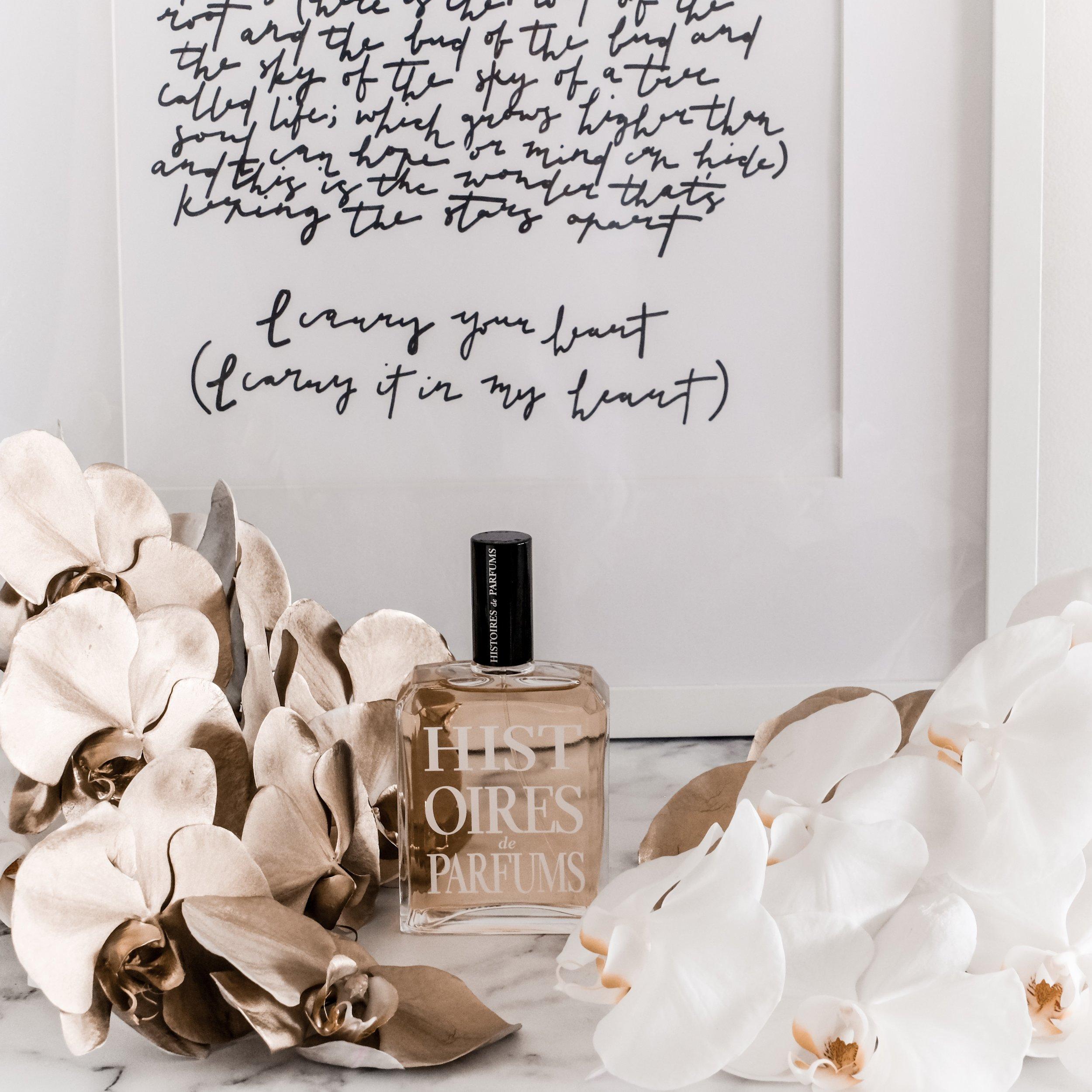 Histoires de Parfums Tuberuese 2 Virginale from Lore Perfumery