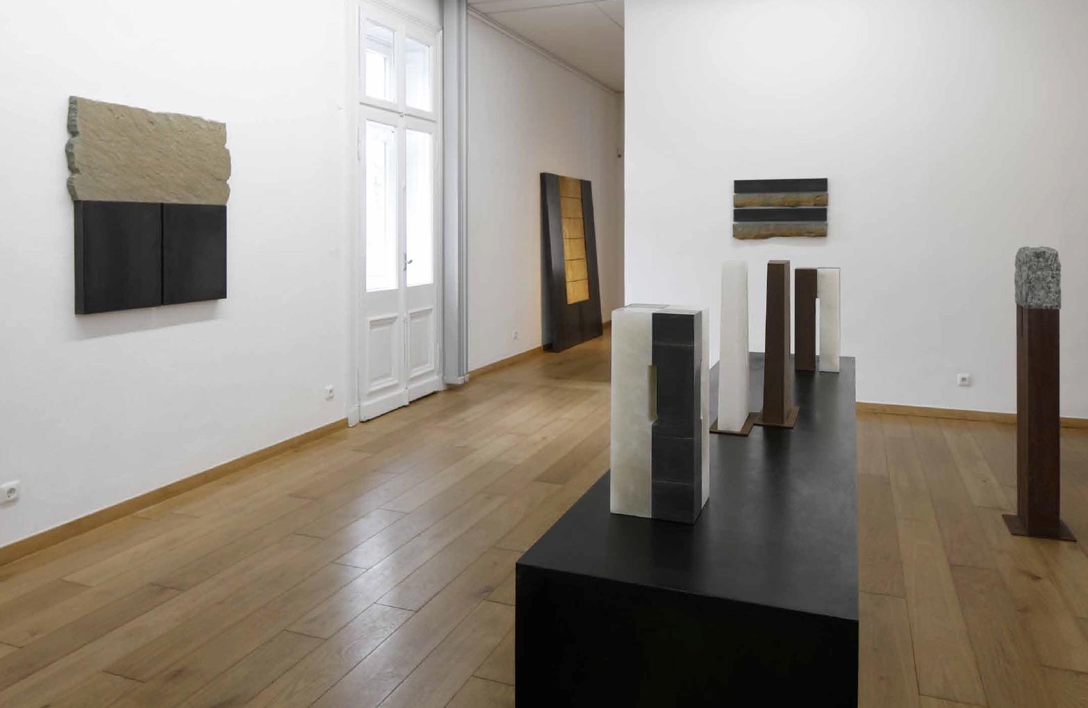 exhibition view Kunstmuseum Gelsenkirchen