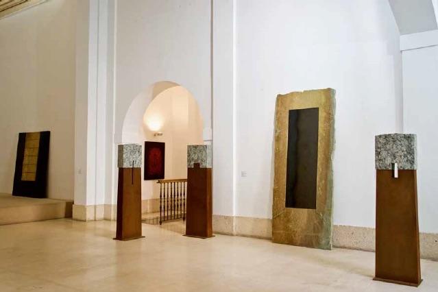exhibition view Fundación Antonio Pérez, Cuenca