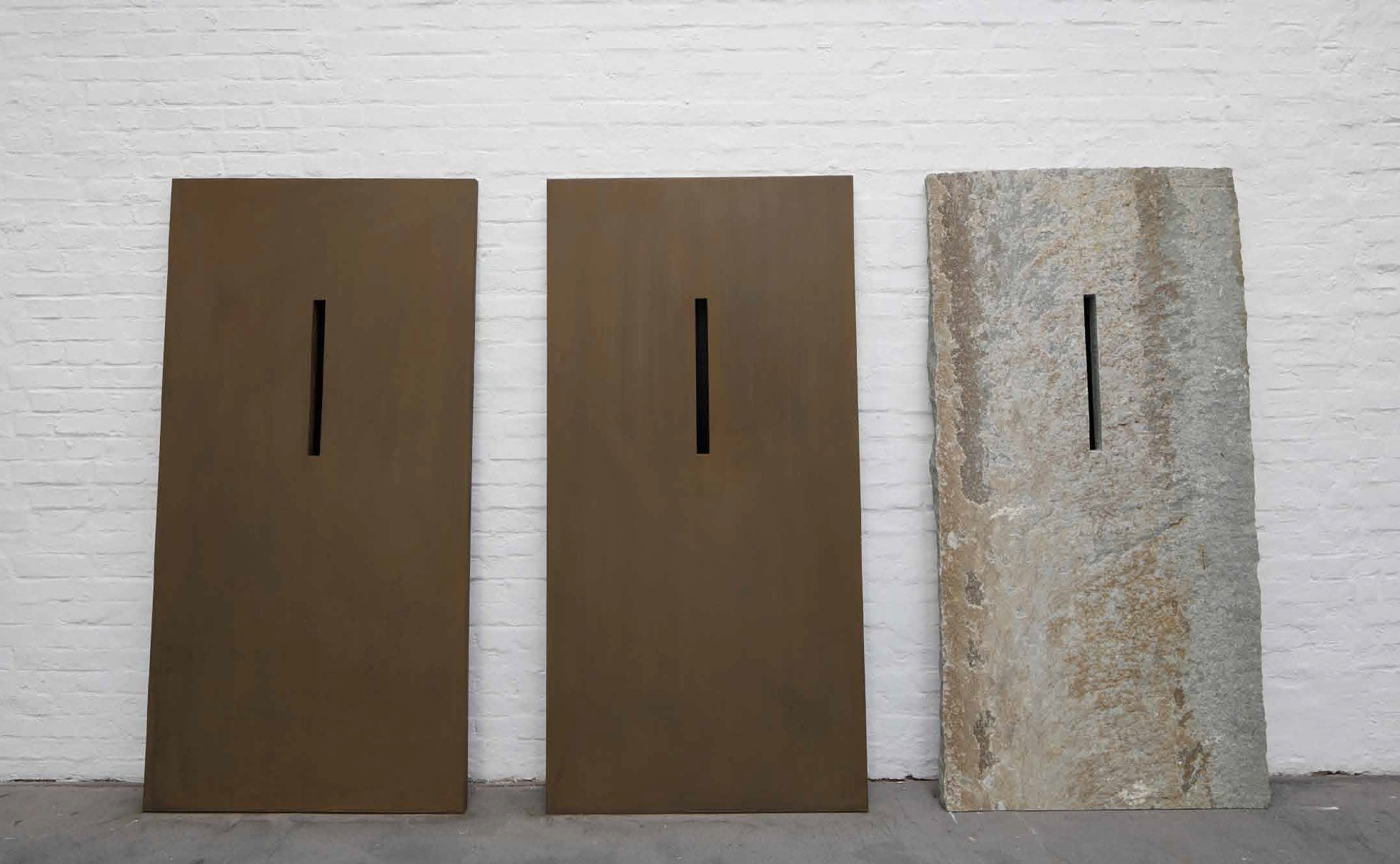 TRIPTYCHON (FOR ELIOT), 2004