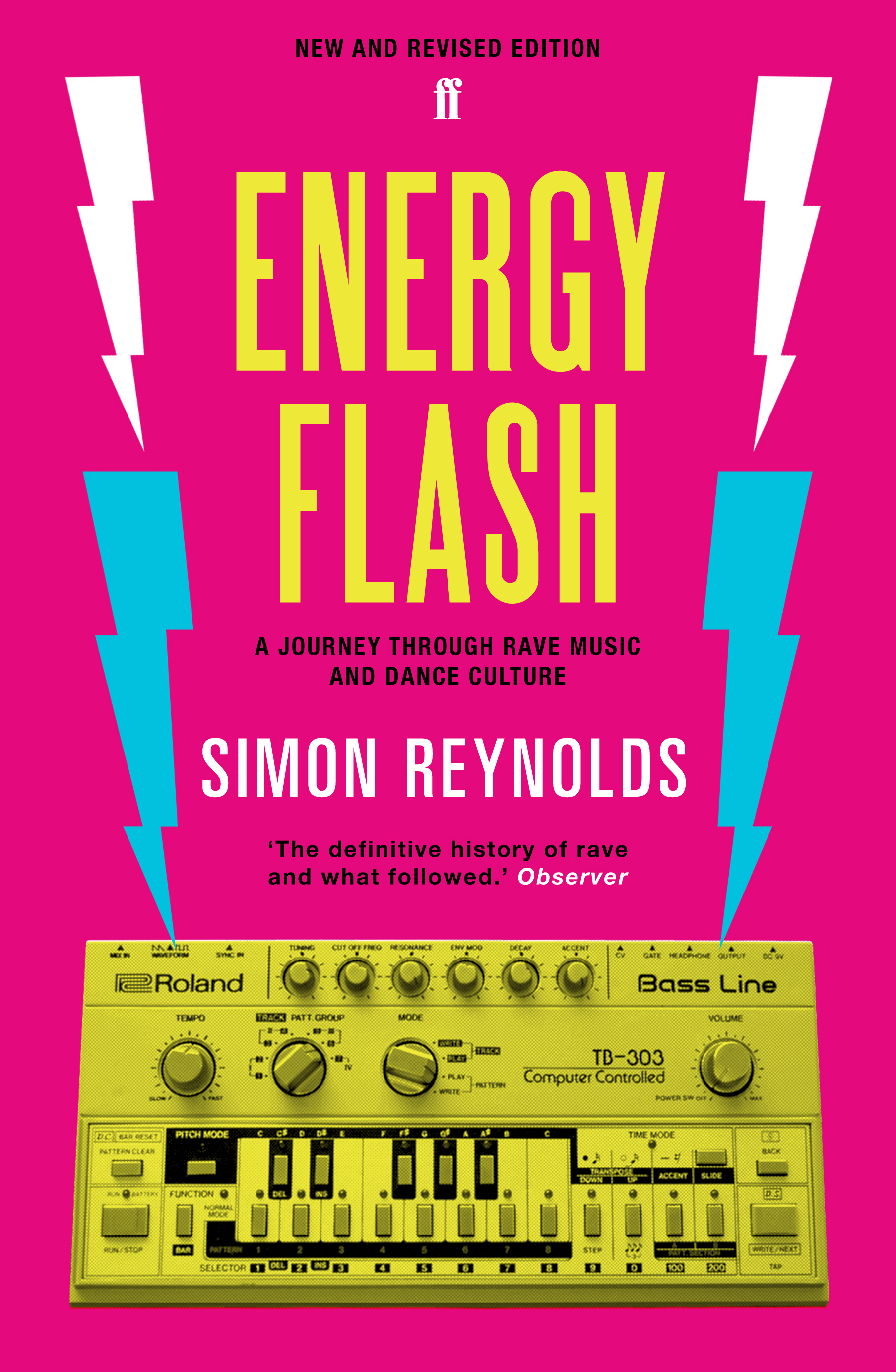 Simon Reynolds'  Energy Flash . One of the seminal works in dance music history.