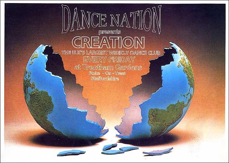 Dance Nation pres. Creation 1992