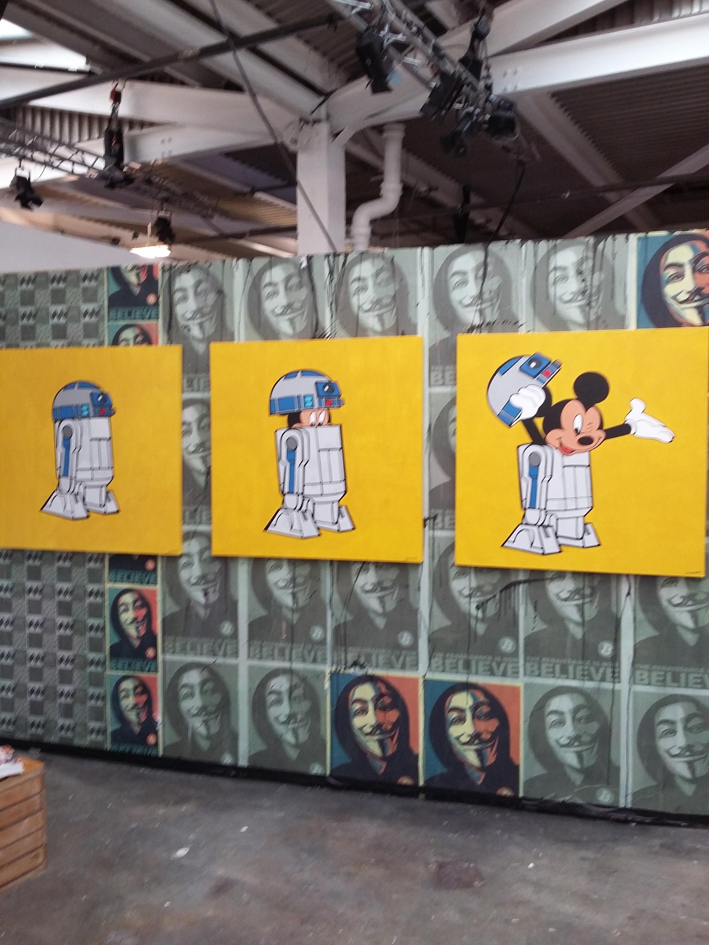 The Mouse Awakens Moniker Art Fair.jpg