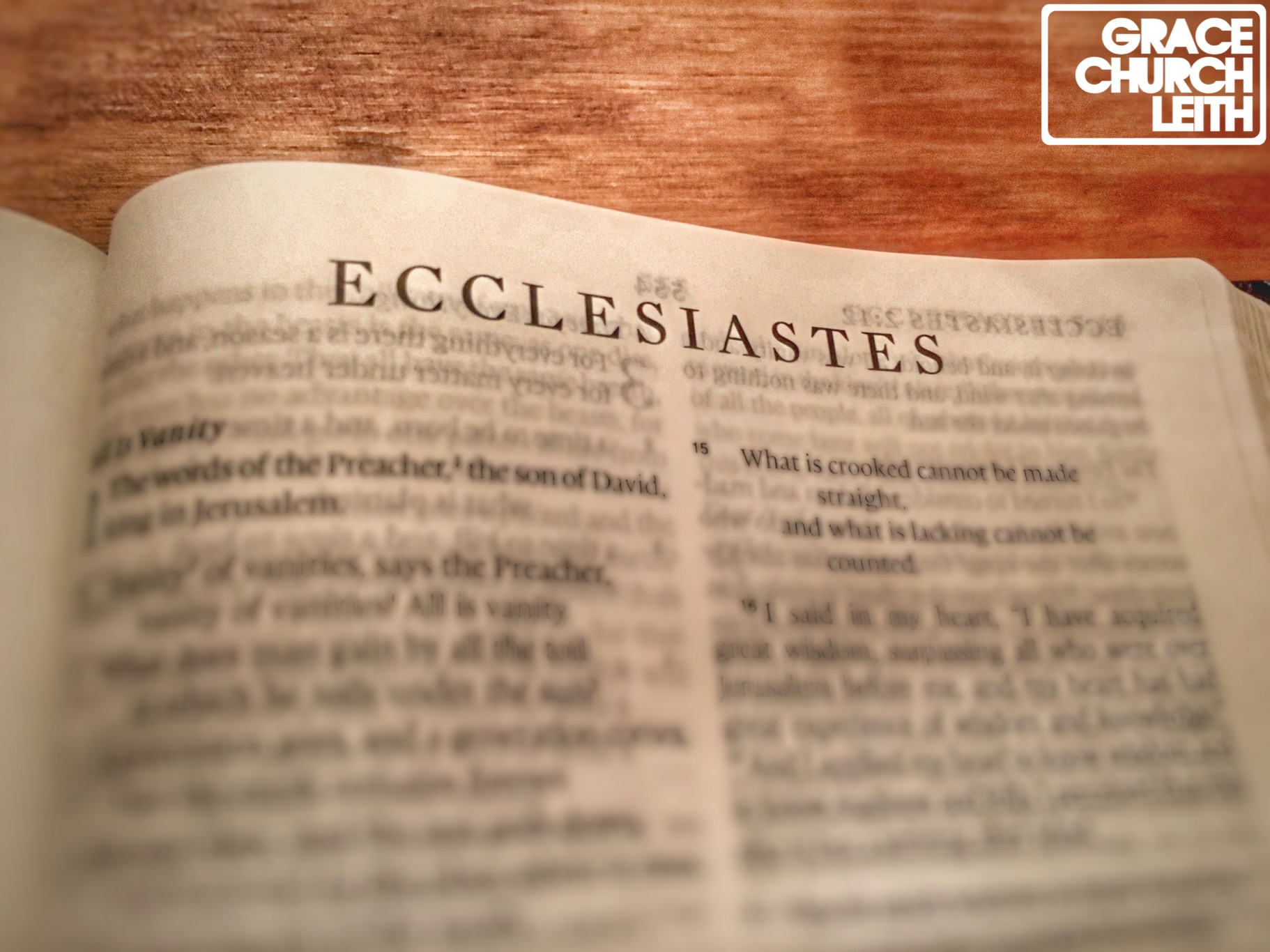 Ecclesiastes Logo - GCL Grace Church Leith Edinburgh.JPG
