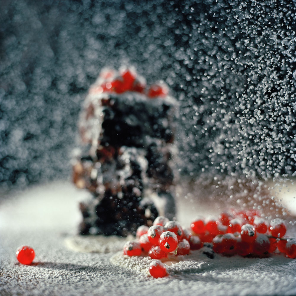 Roy Mehta Icing Sugar Snowstorm