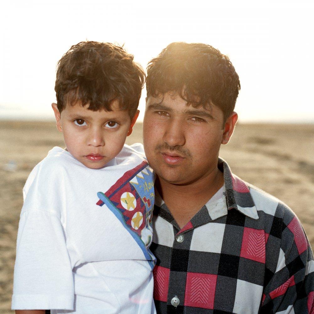 Roy Mehta Man & Boy Weston
