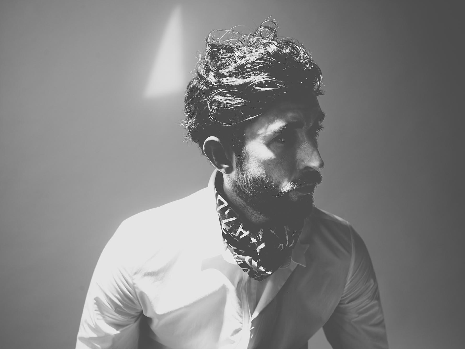 Noel McLaughlin Bearded Man Portrait