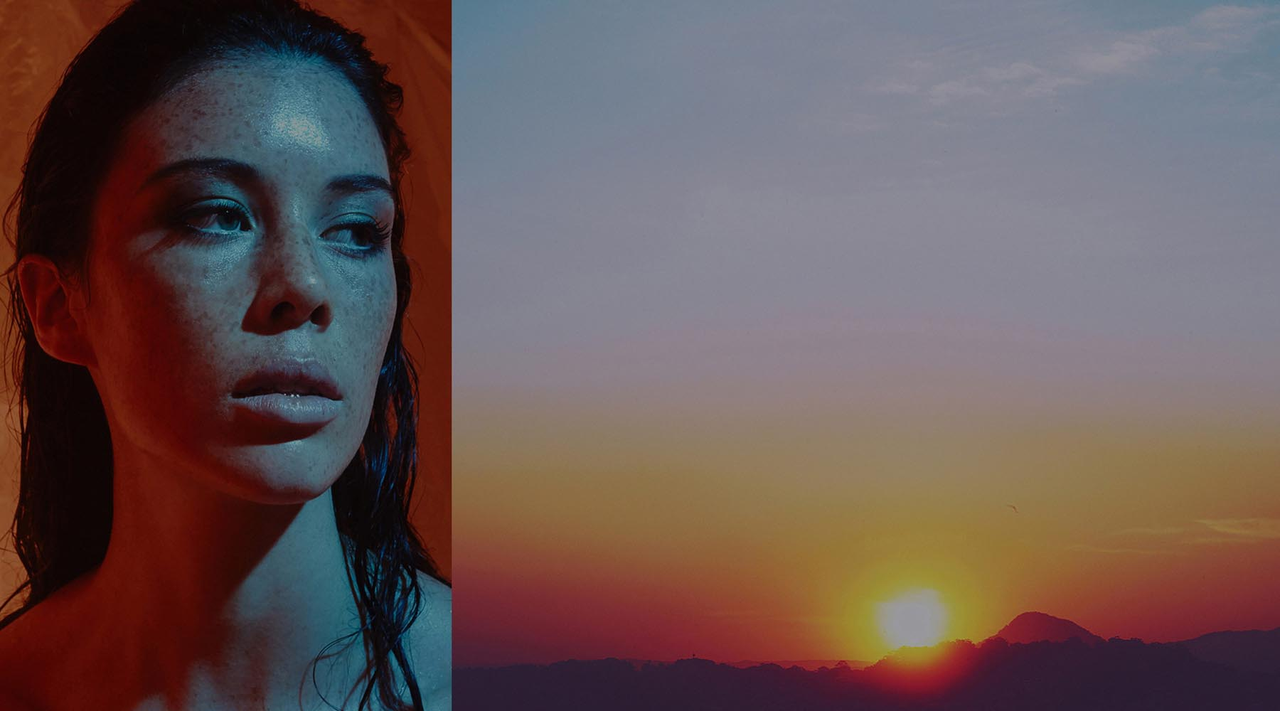 Noel McLaughlin Portrait & Sunrise
